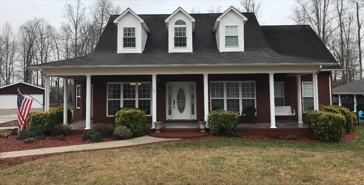 64 Robert E. Lee Dr. Property Photo - Manchester, TN real estate listing
