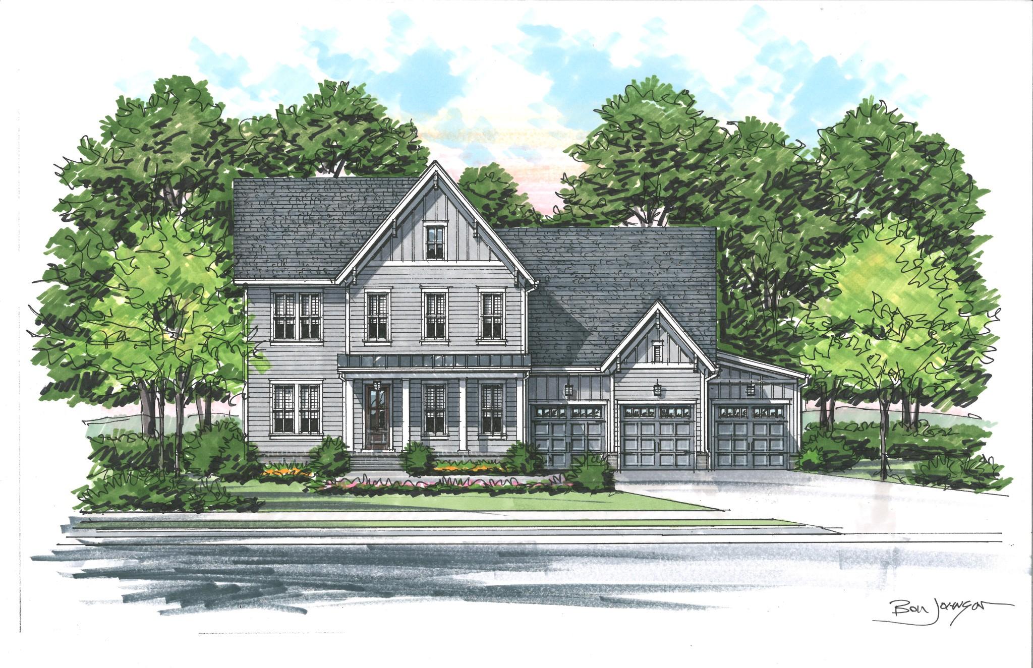 809 Carsten St-Lot 404, Nashville, TN 37221 - Nashville, TN real estate listing