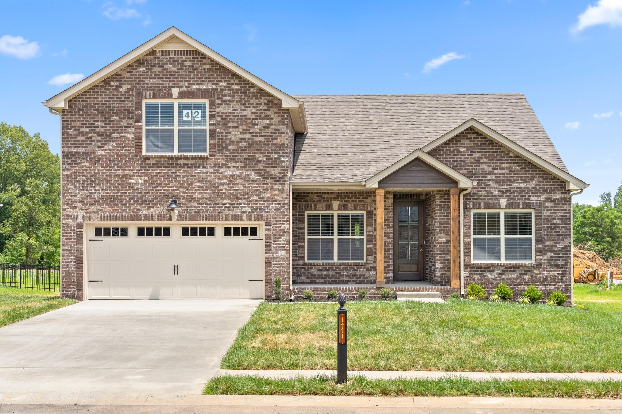 1441 Hereford Blvd. Lot 42, Clarksville, TN 37043 - Clarksville, TN real estate listing