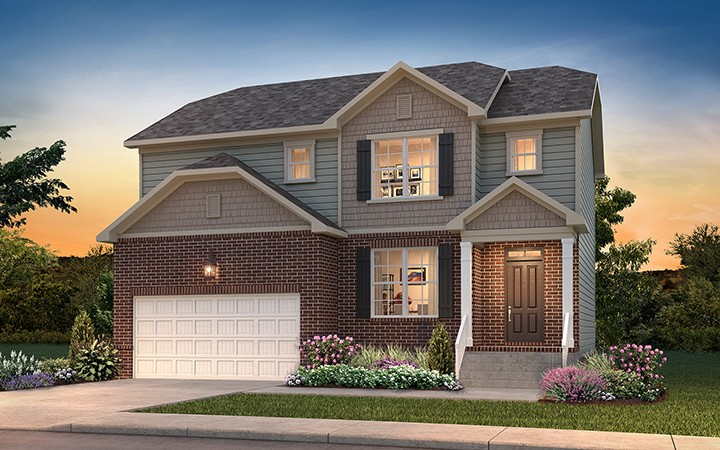 3073 Bromley Way Lot 100 Property Photo - Antioch, TN real estate listing