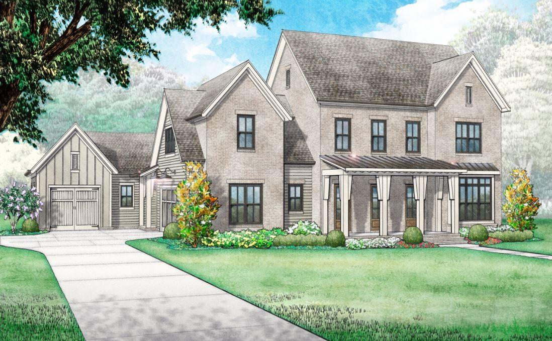 8178 Heirloom Blvd (Lot 11043), College Grove, TN 37046 - College Grove, TN real estate listing