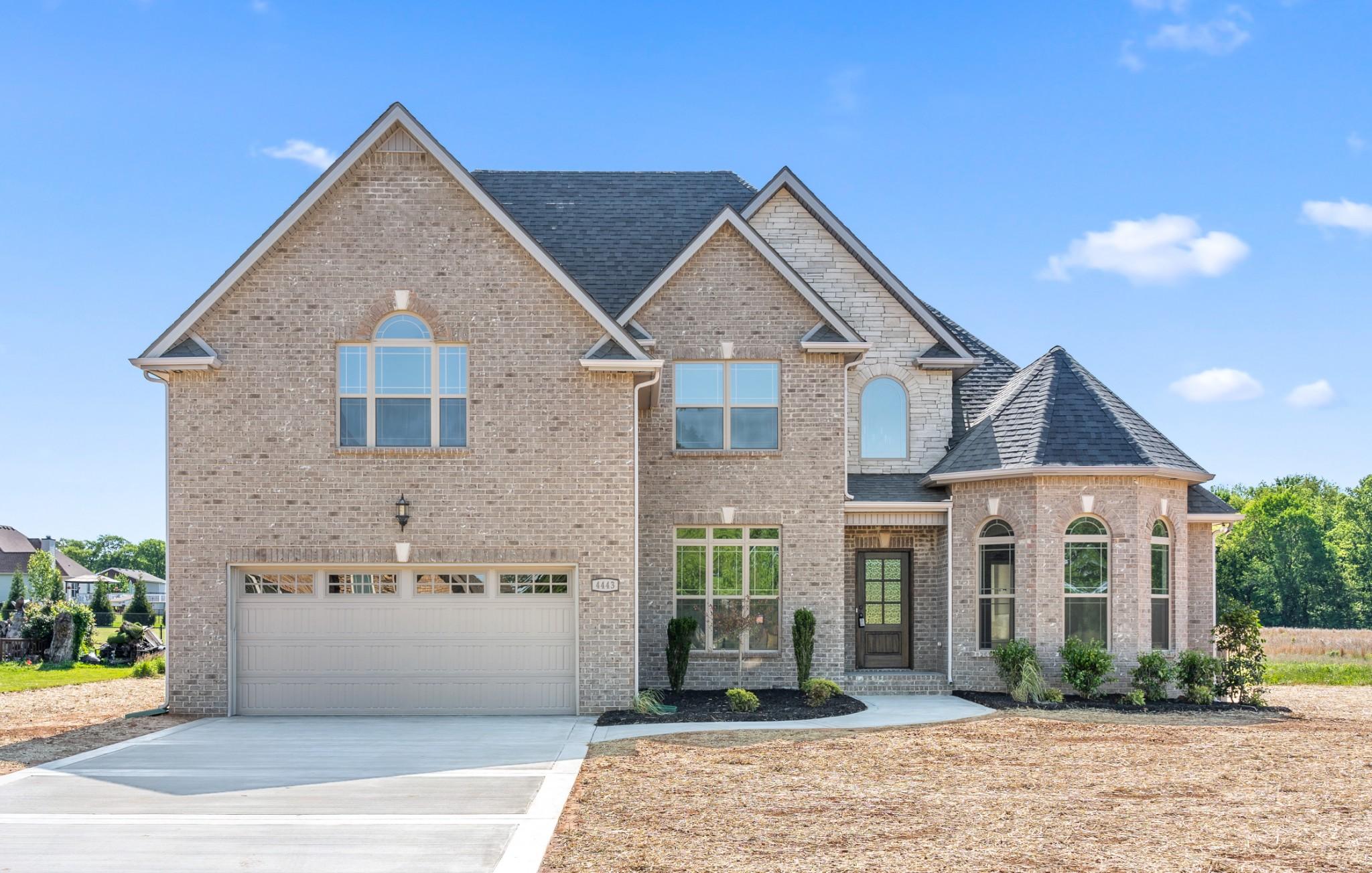 4443 Hickory Wild Ct, Clarksville, TN 37040 - Clarksville, TN real estate listing