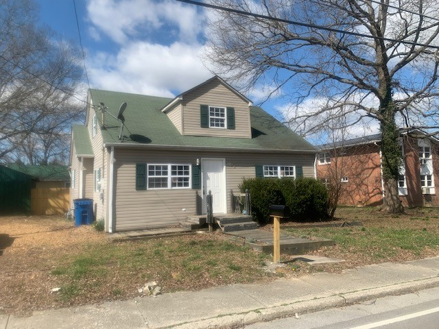 312 College St, Manchester, TN 37355 - Manchester, TN real estate listing