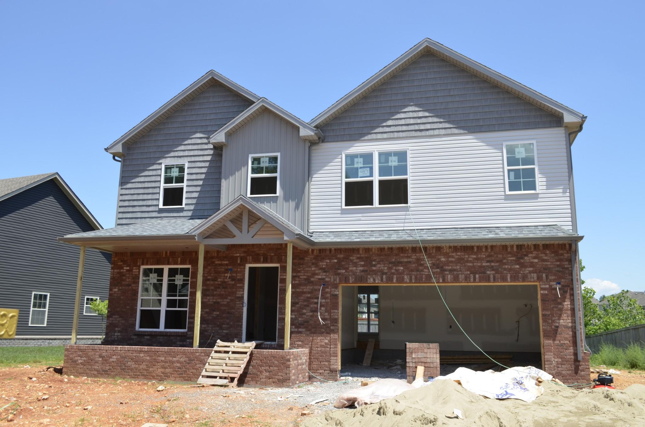 361 Abeline Dr Property Photo - Clarksville, TN real estate listing