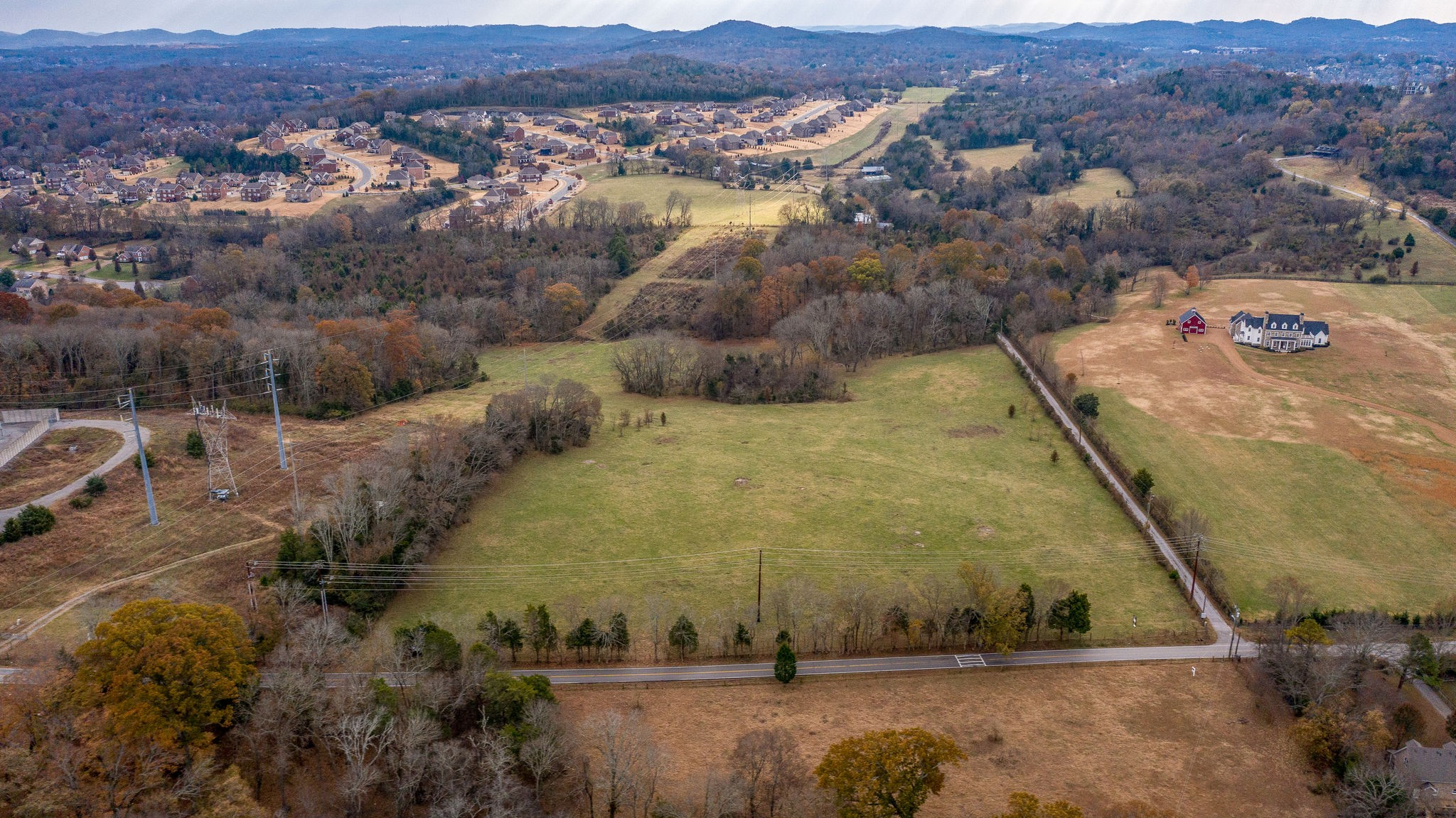 0 Old Smyrna Road 38.93 acre Property Photo - Brentwood, TN real estate listing