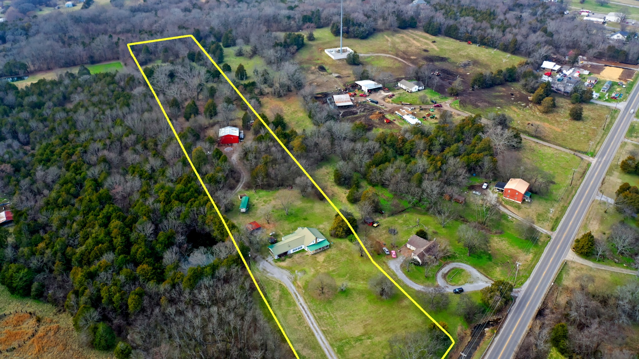 7387 Nolensville Rd Property Photo