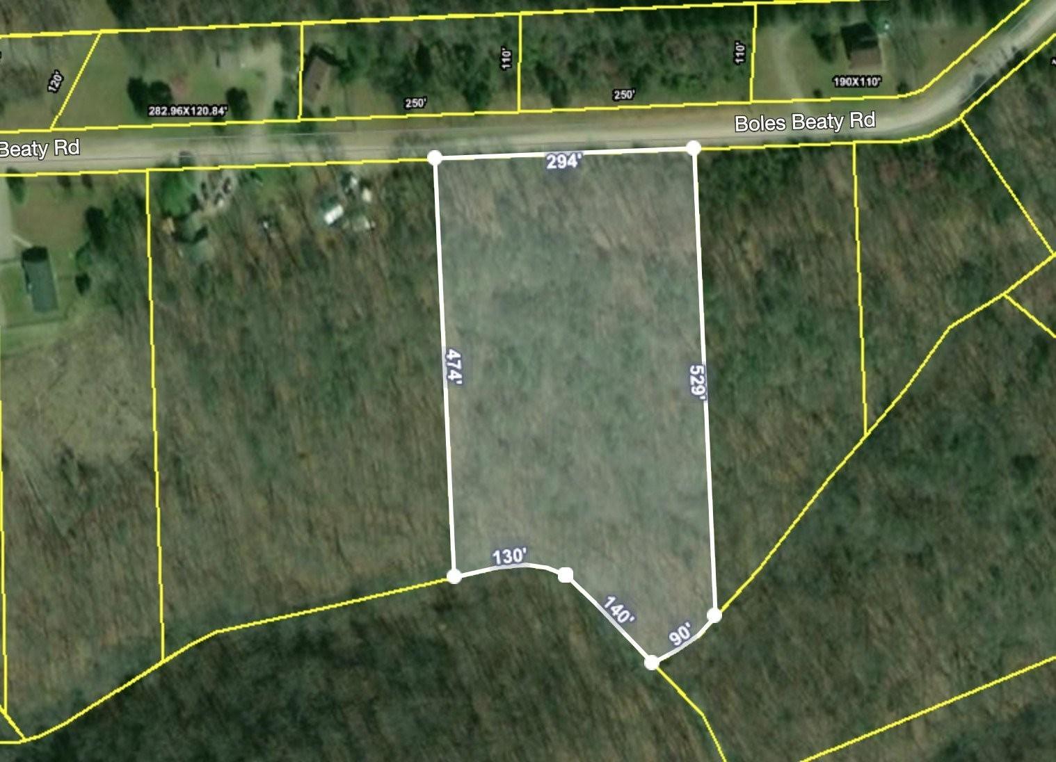 0 Boles Beaty Rd, Alpine, TN 38543 - Alpine, TN real estate listing