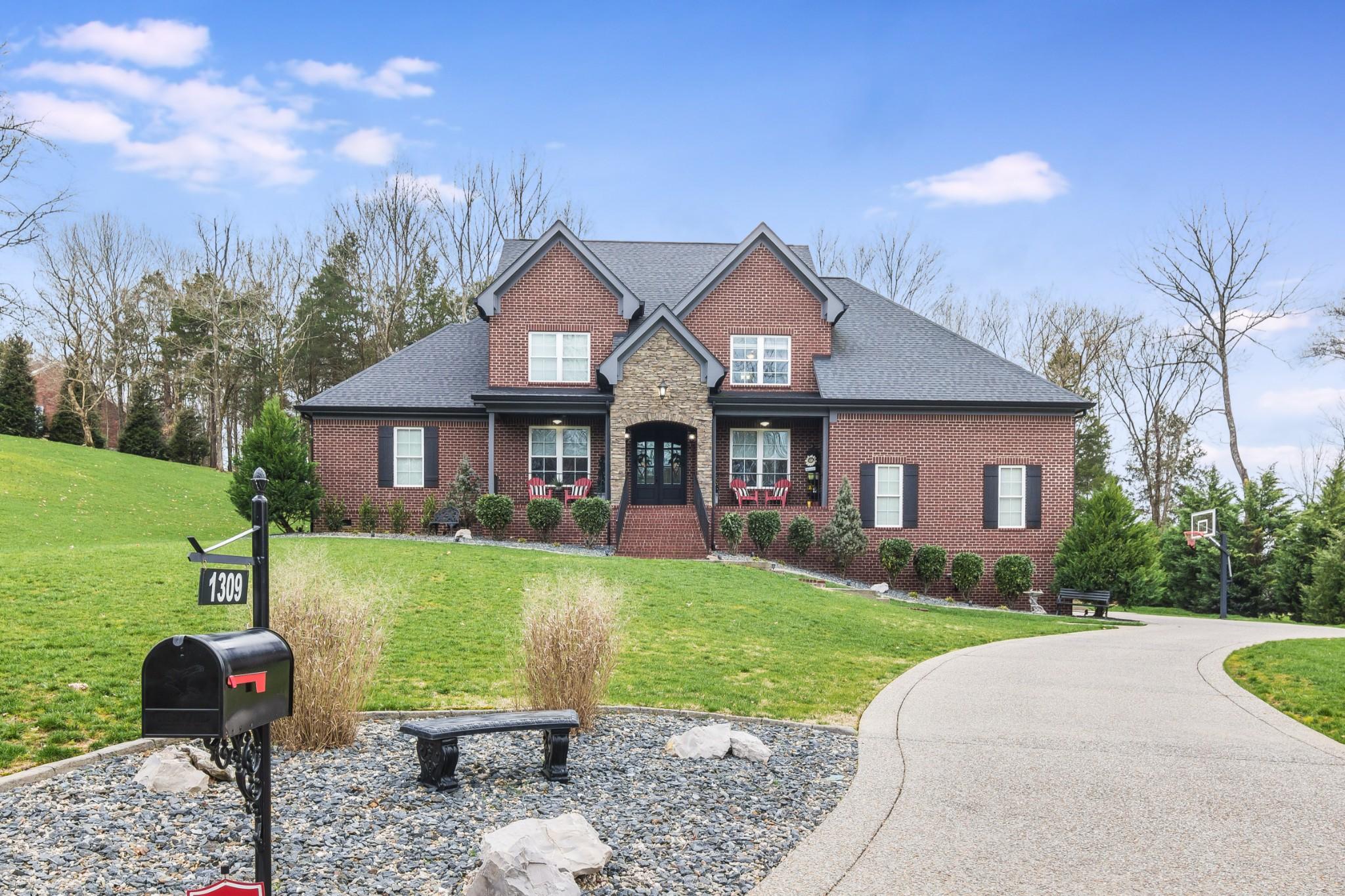 1309 Ashby Valley Ln, Arrington, TN 37014 - Arrington, TN real estate listing
