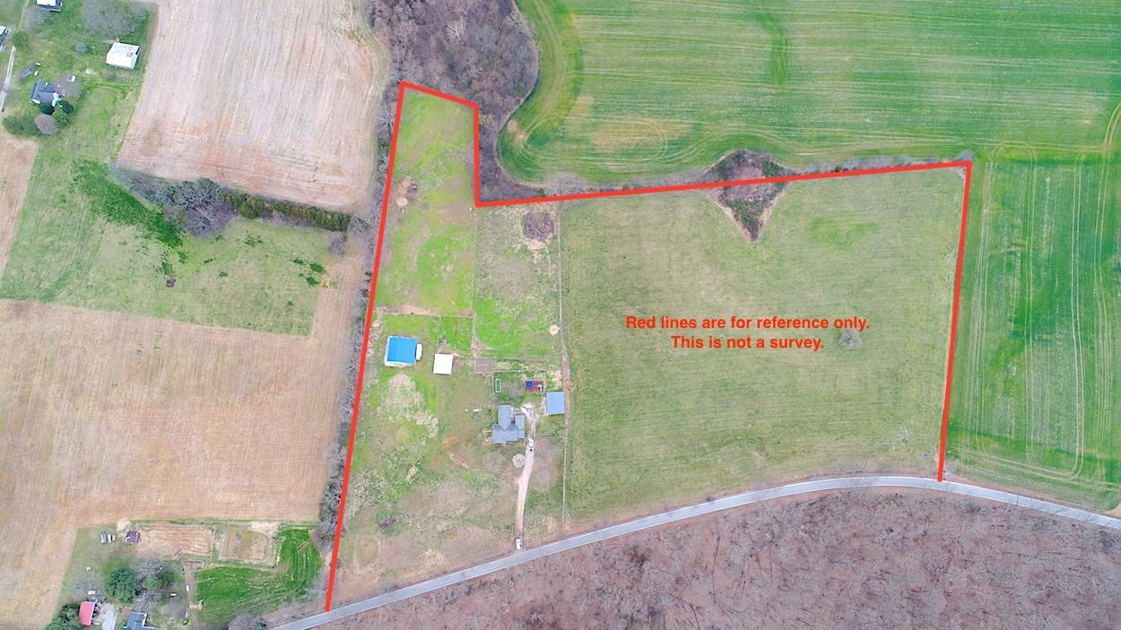 4591 James Rose Rd, Olmstead, KY 42265 - Olmstead, KY real estate listing