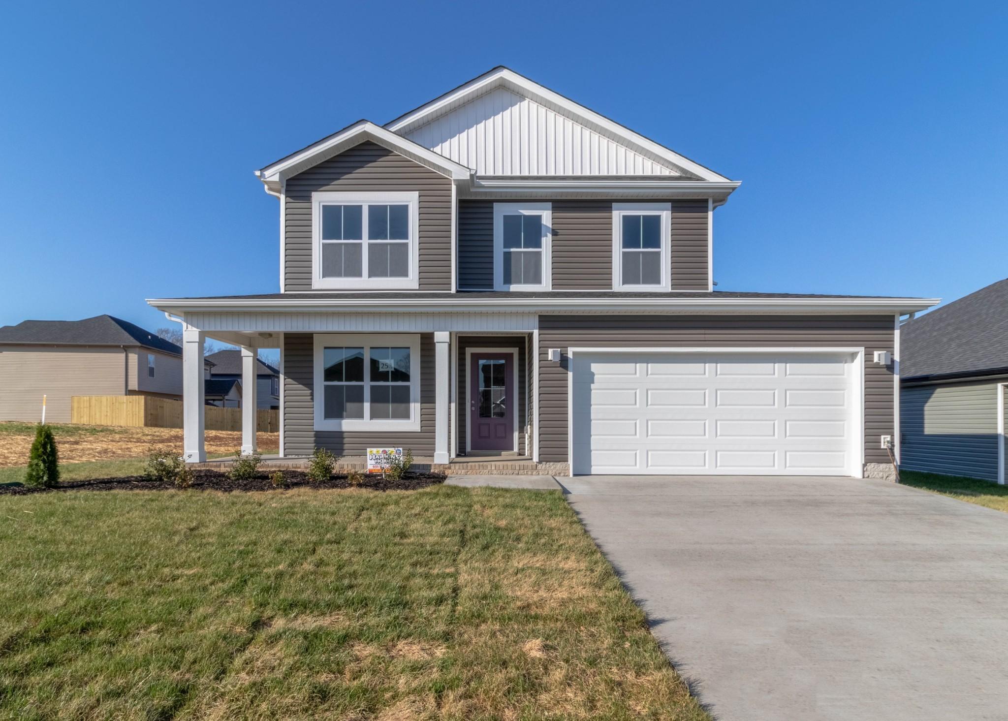 367 Eagles Bluff, Clarksville, TN 37040 - Clarksville, TN real estate listing