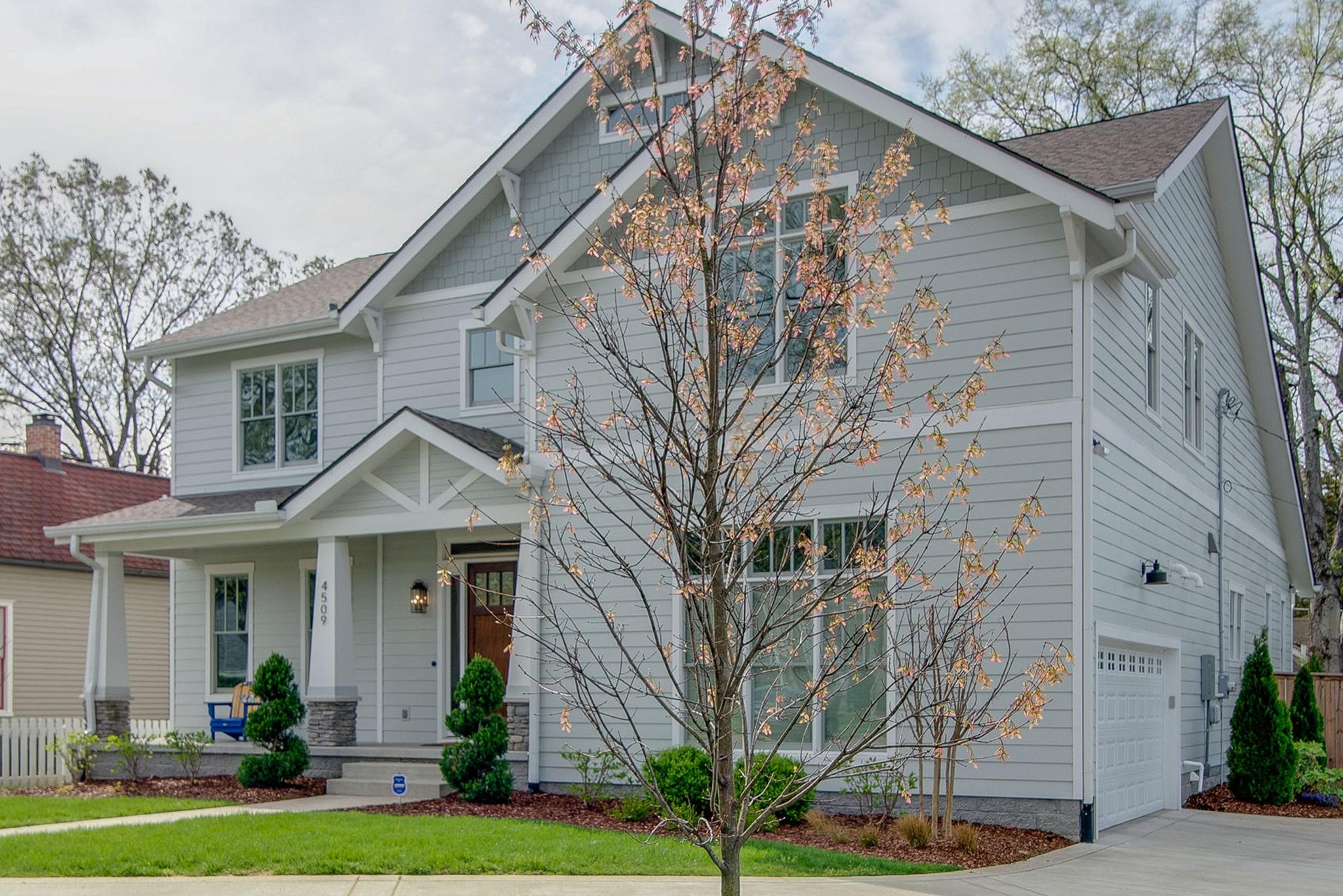 4509 Nevada Ave, Nashville, TN 37209 - Nashville, TN real estate listing