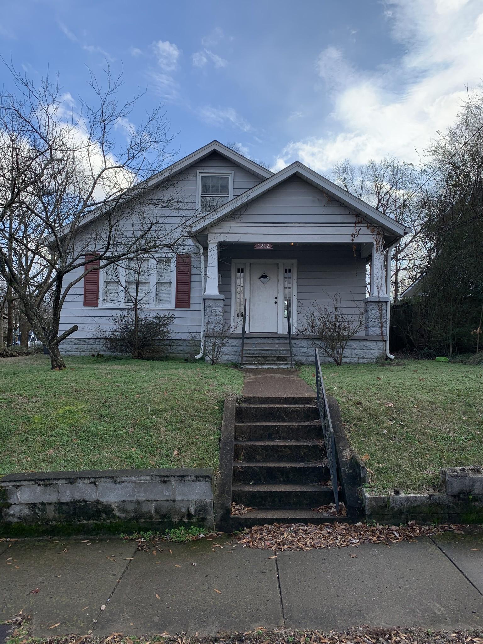 1812 Lillian St, Nashville, TN 37206 - Nashville, TN real estate listing