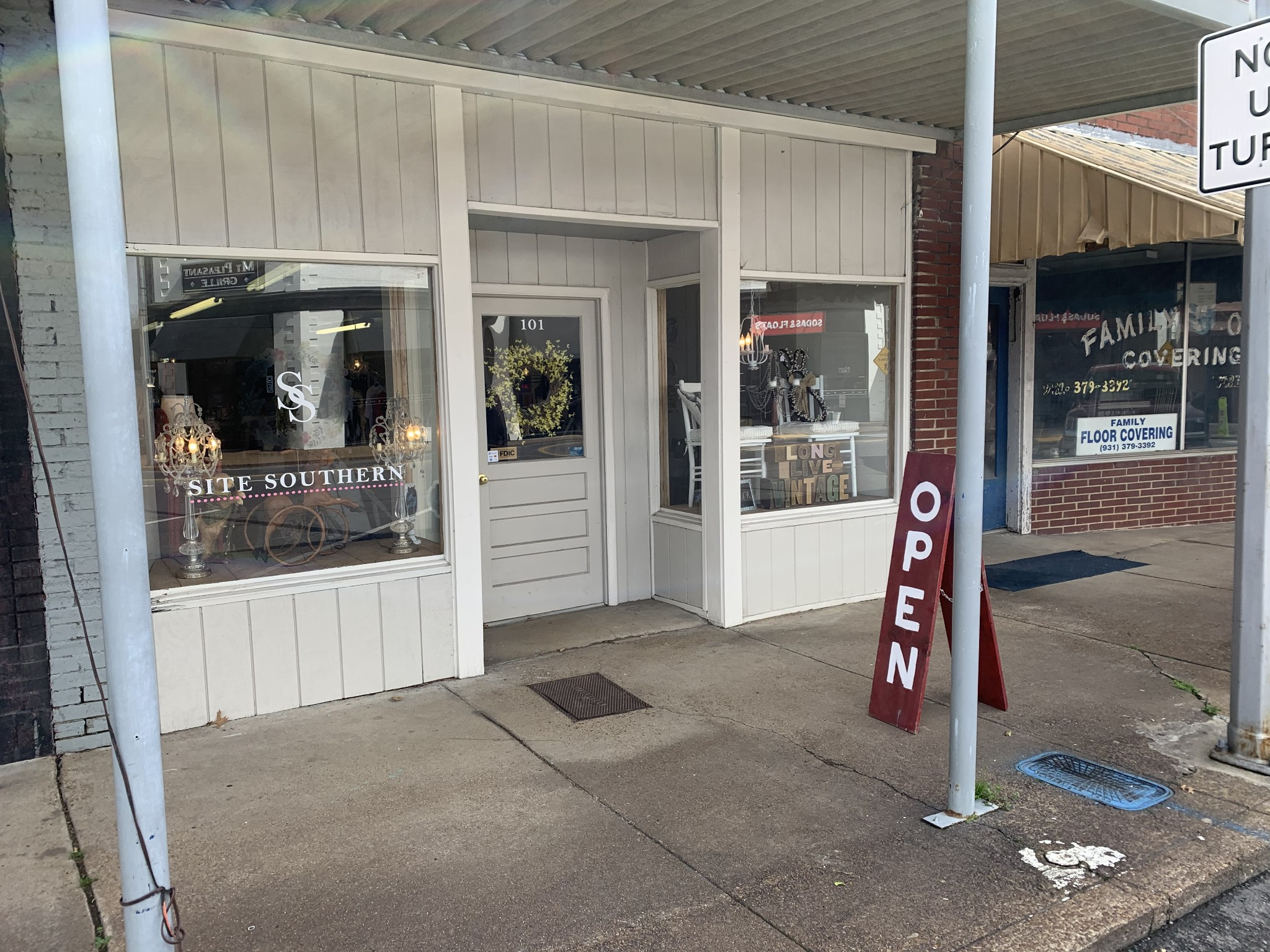 101 S Main St Property Photo - Mount Pleasant, TN real estate listing