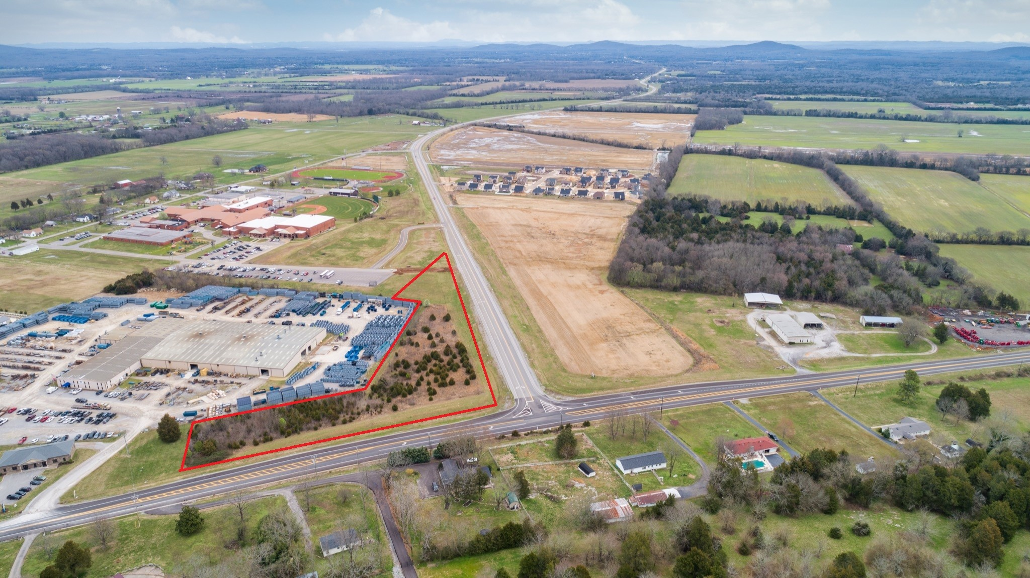 0 Main St Property Photo - Eagleville, TN real estate listing