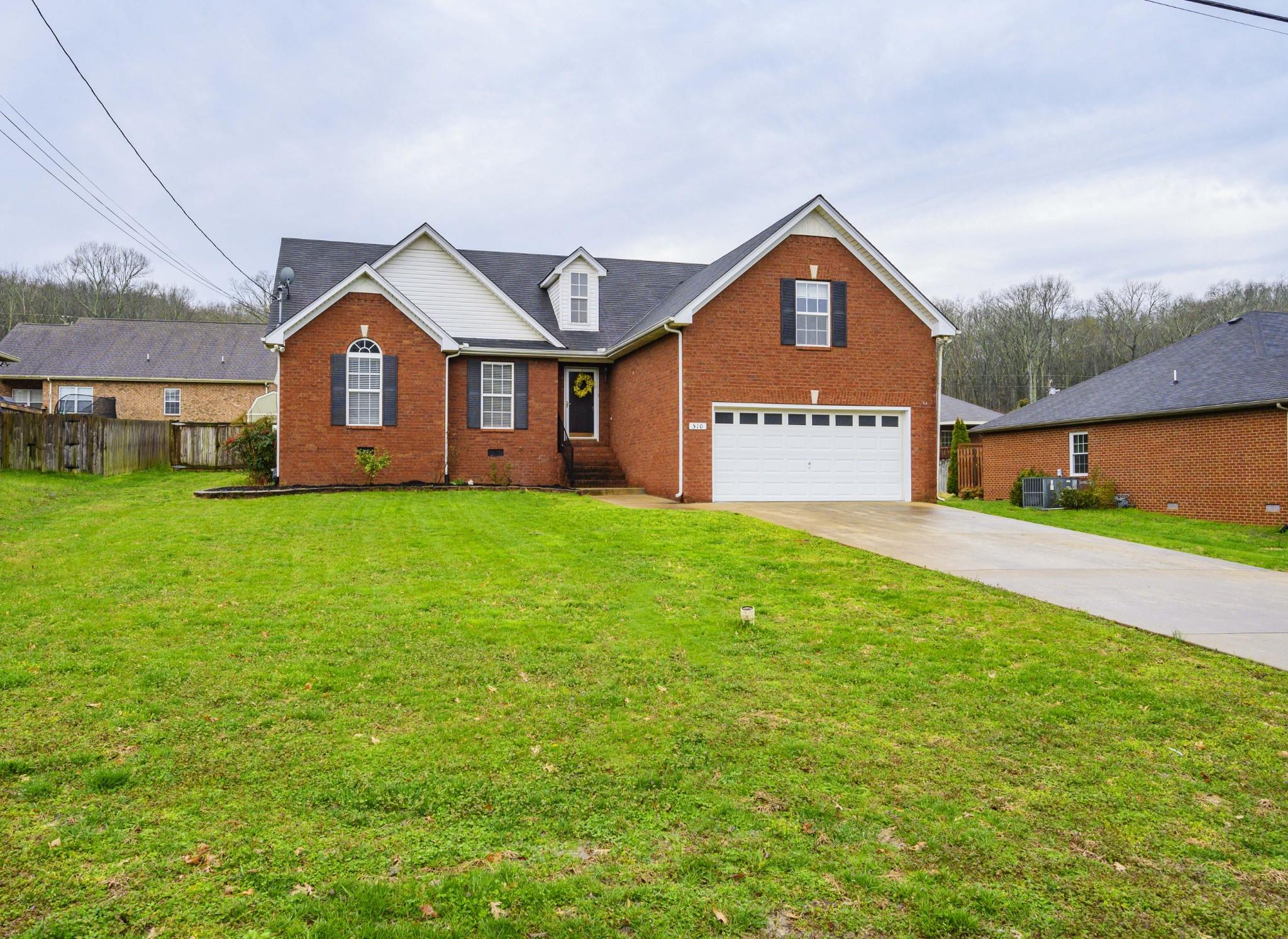 510 Spring Hill Dr, Smyrna, TN 37167 - Smyrna, TN real estate listing