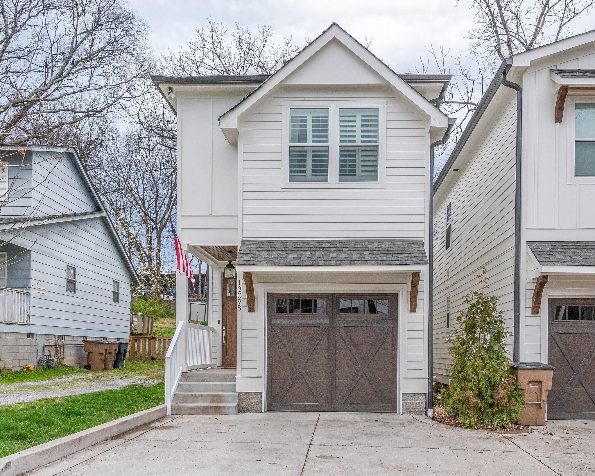 1309B Pillow Street, Nashville, TN 37203 - Nashville, TN real estate listing