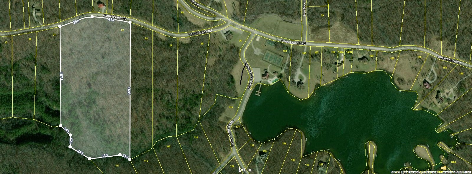 0 Camp Creek RD Property Photo - Spencer, TN real estate listing