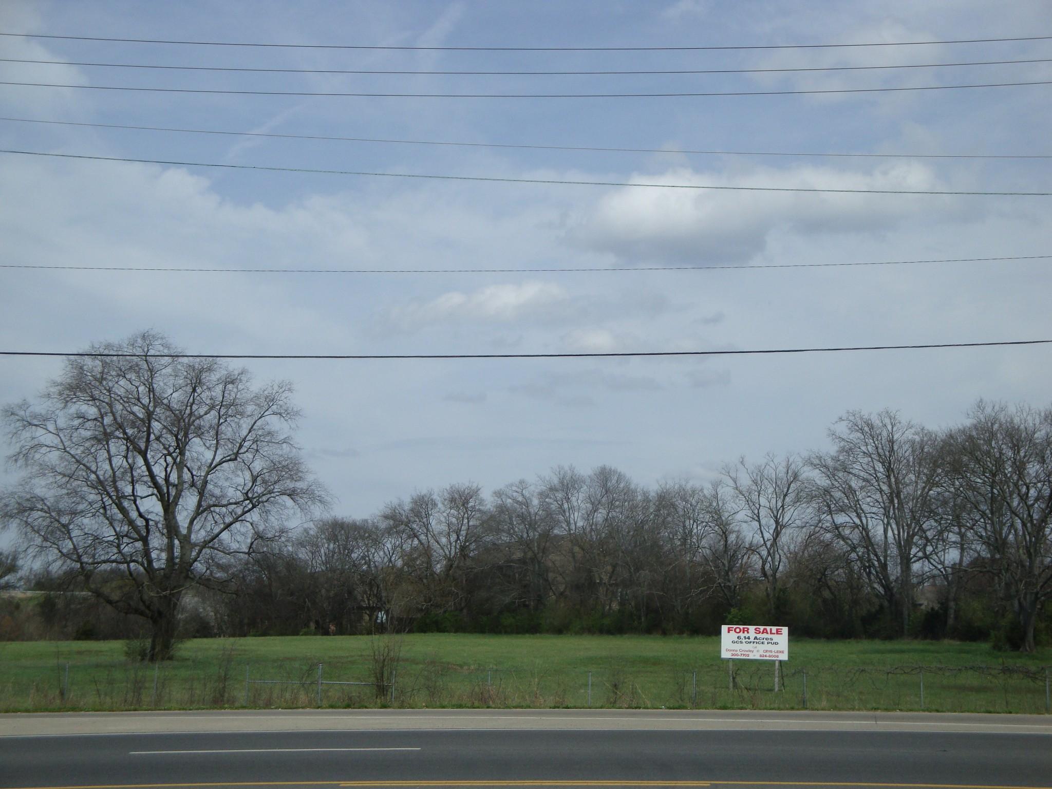 0 W. Main Street Property Photo - Hendersonville, TN real estate listing