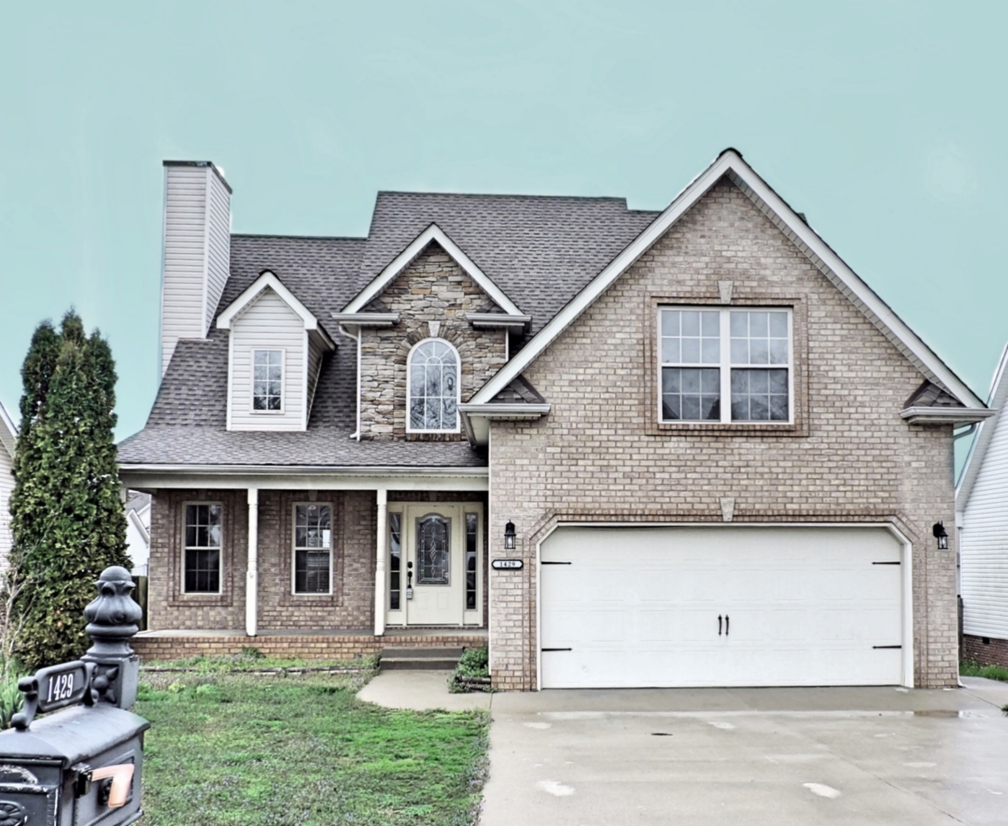 1429 Bruceton Dr, Clarksville, TN 37042 - Clarksville, TN real estate listing
