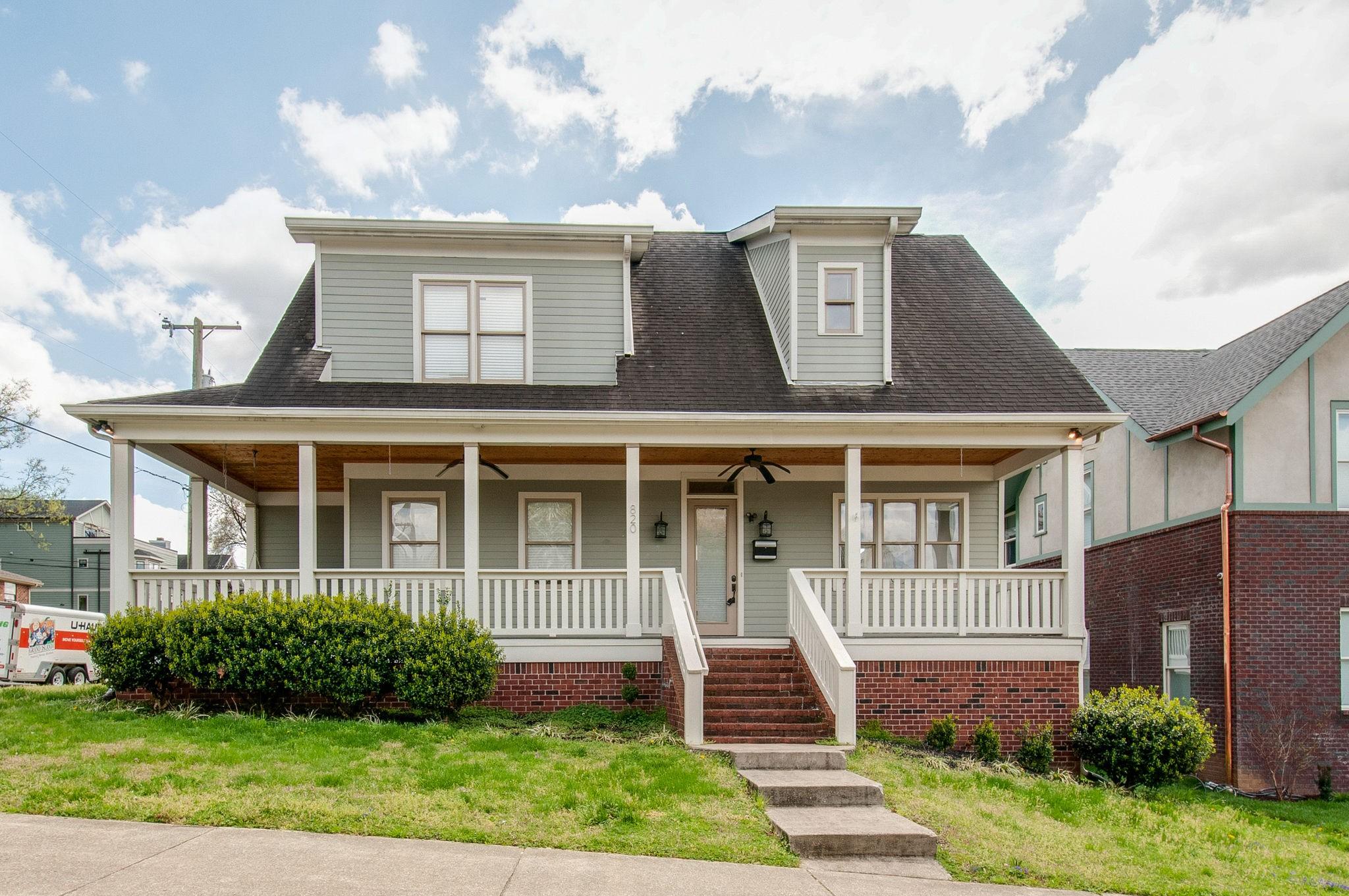 820 Shelby Ave, Nashville, TN 37206 - Nashville, TN real estate listing