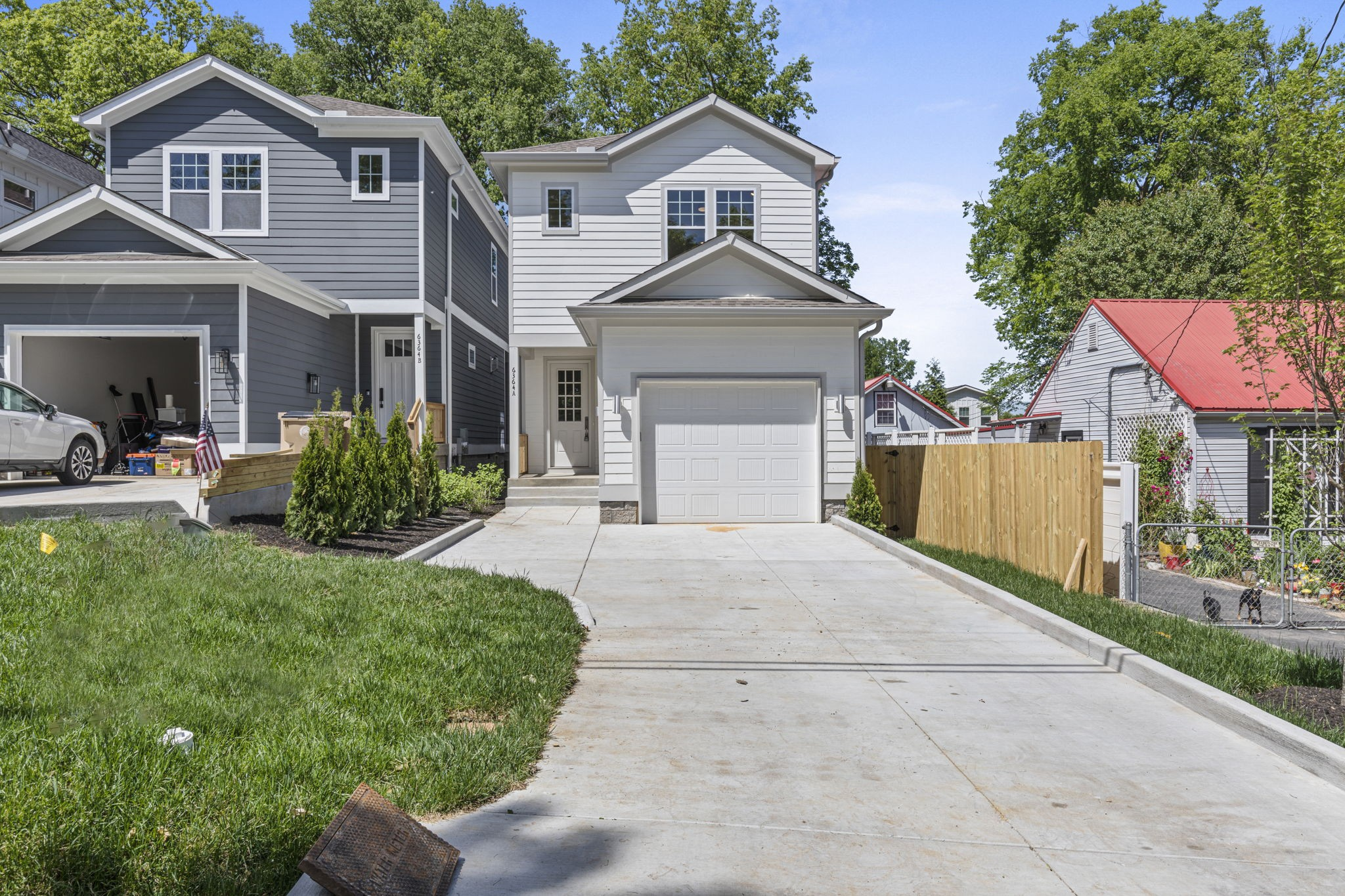 6364A Alamo Place Property Photo - Nashville, TN real estate listing