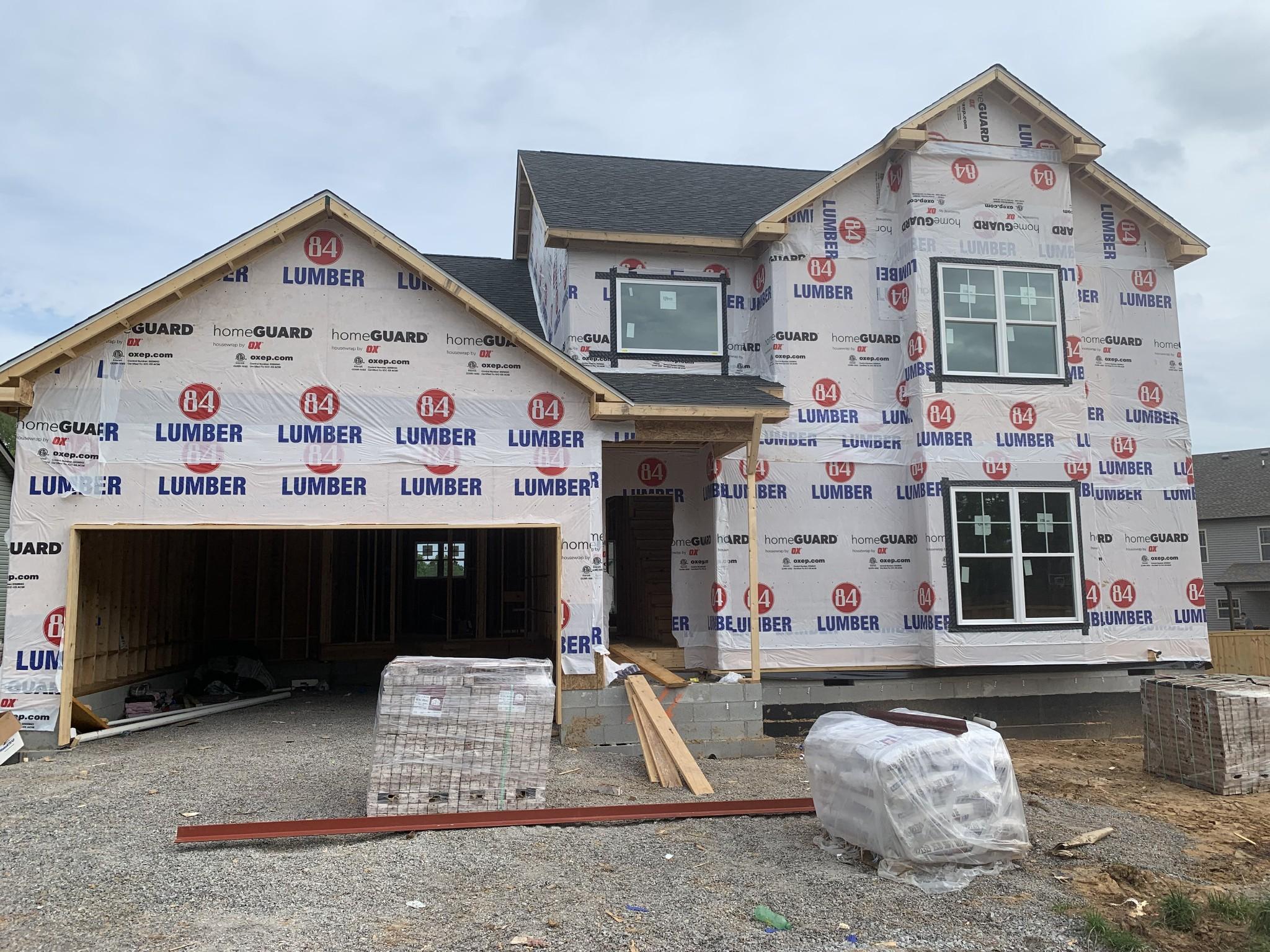 208 Ledina Property Photo - Clarksville, TN real estate listing
