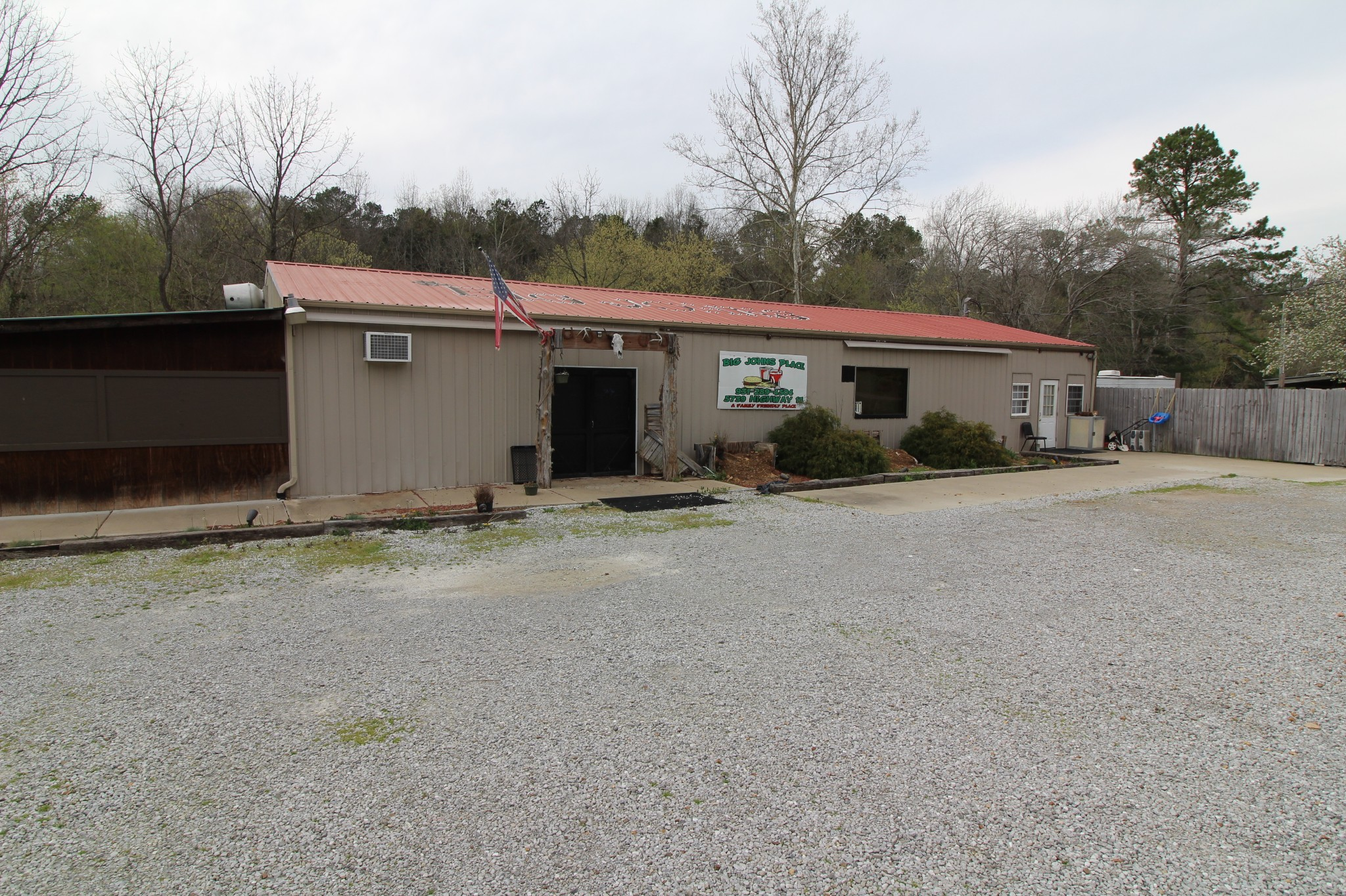 5739 Highway 13 Property Photo - Erin, TN real estate listing