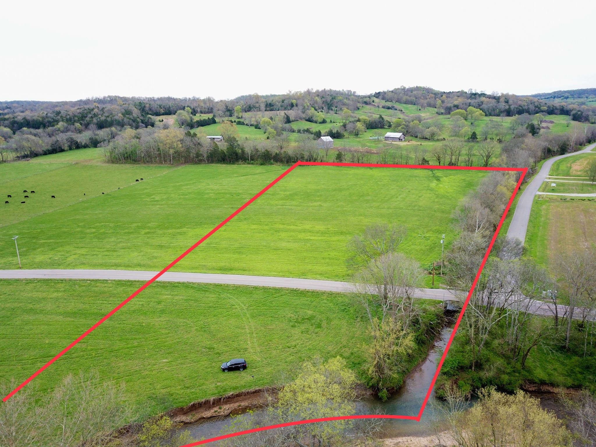 0 Catheys Creek Property Photo - Hampshire, TN real estate listing