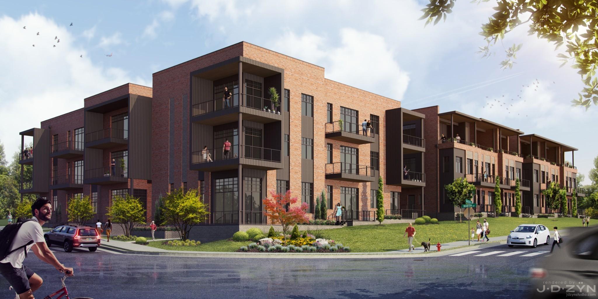 1405C Martin St, Nashville, TN 37203 - Nashville, TN real estate listing