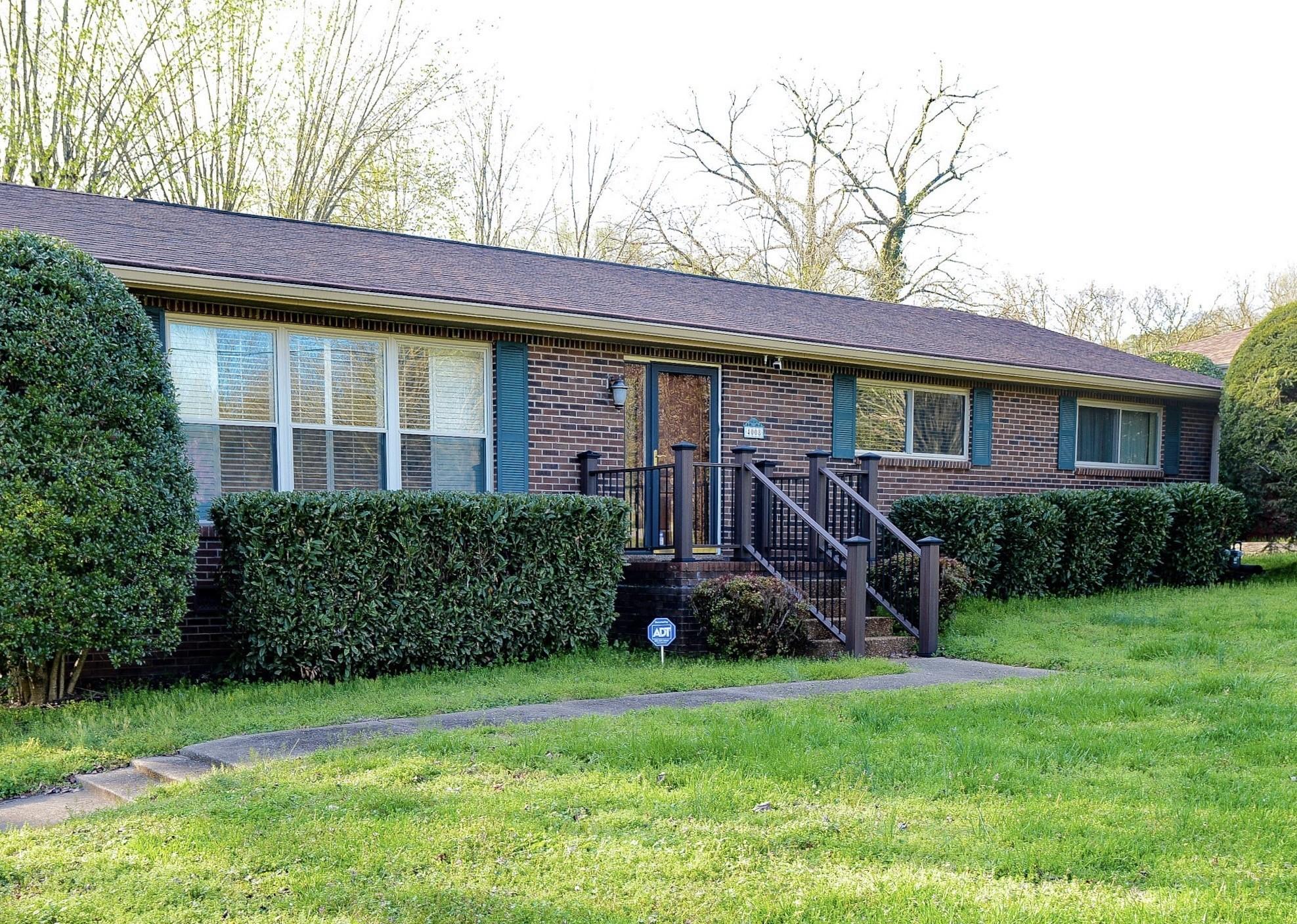 4008 Ridgemont Dr, Nashville, TN 37207 - Nashville, TN real estate listing
