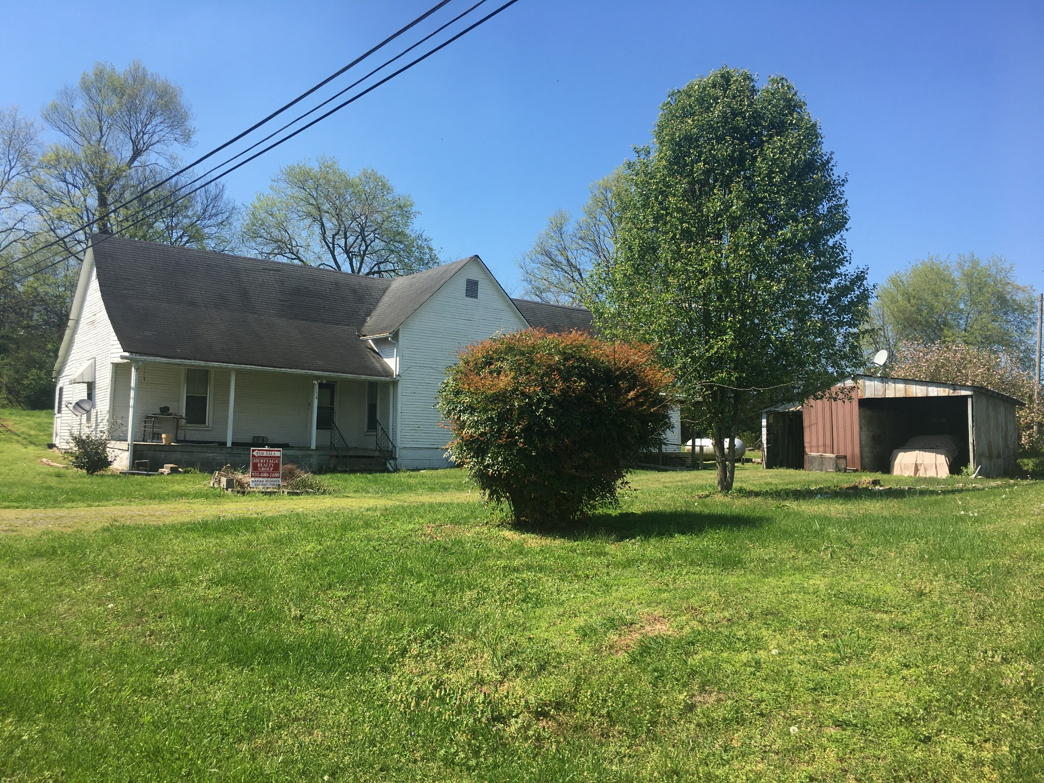 138 Confederate Cemetery Rd Property Photo - Beechgrove, TN real estate listing