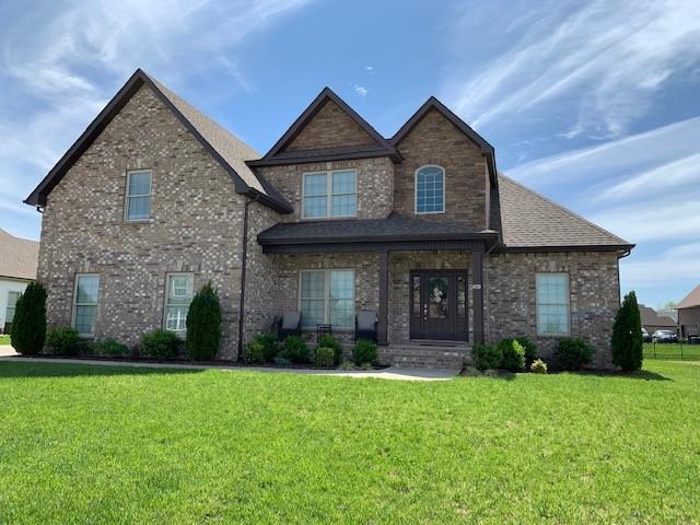 4018 Gilreath Pl Property Photo - Murfreesboro, TN real estate listing