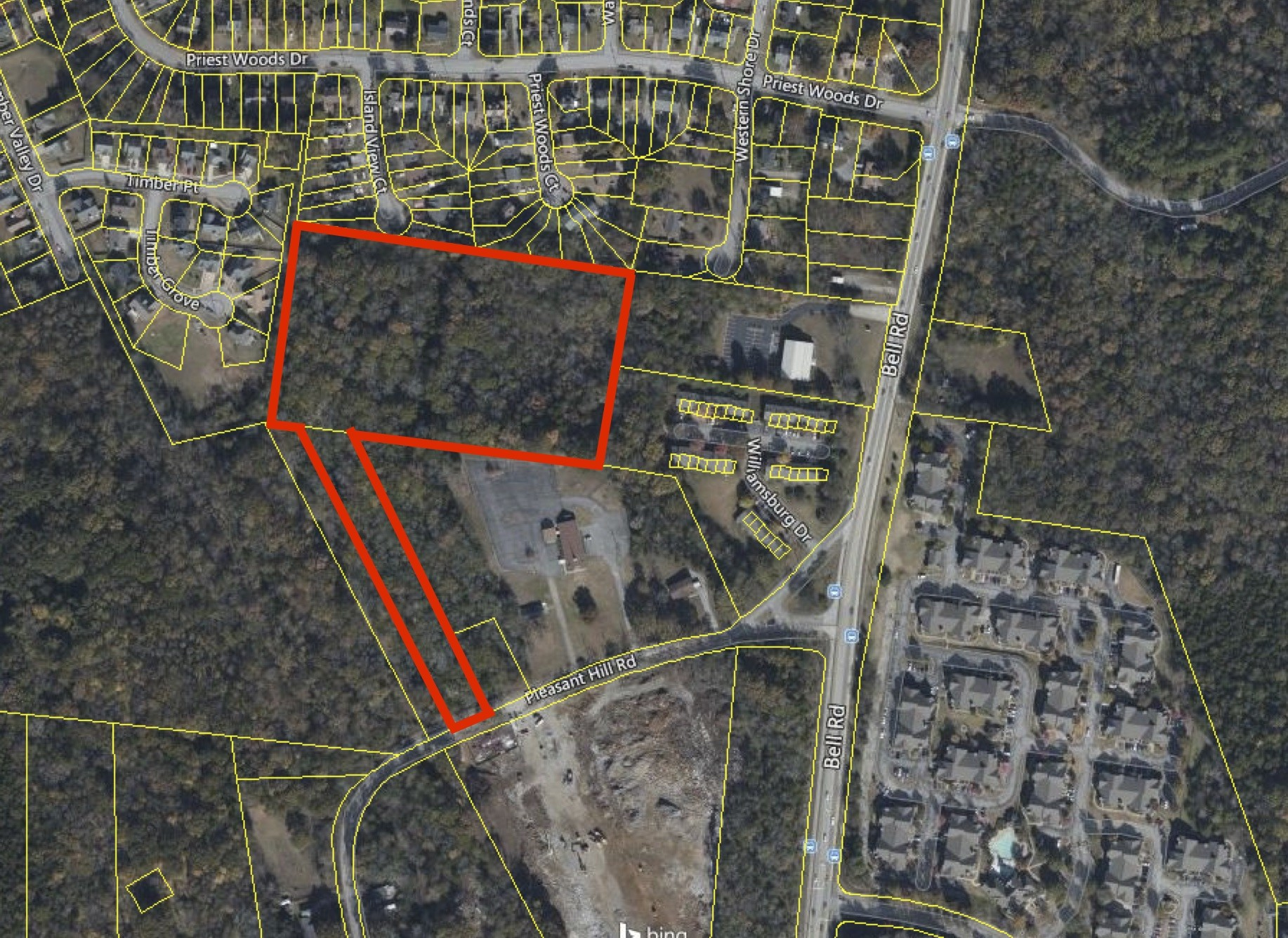3220 Bell Rd Property Photo - Nashville, TN real estate listing