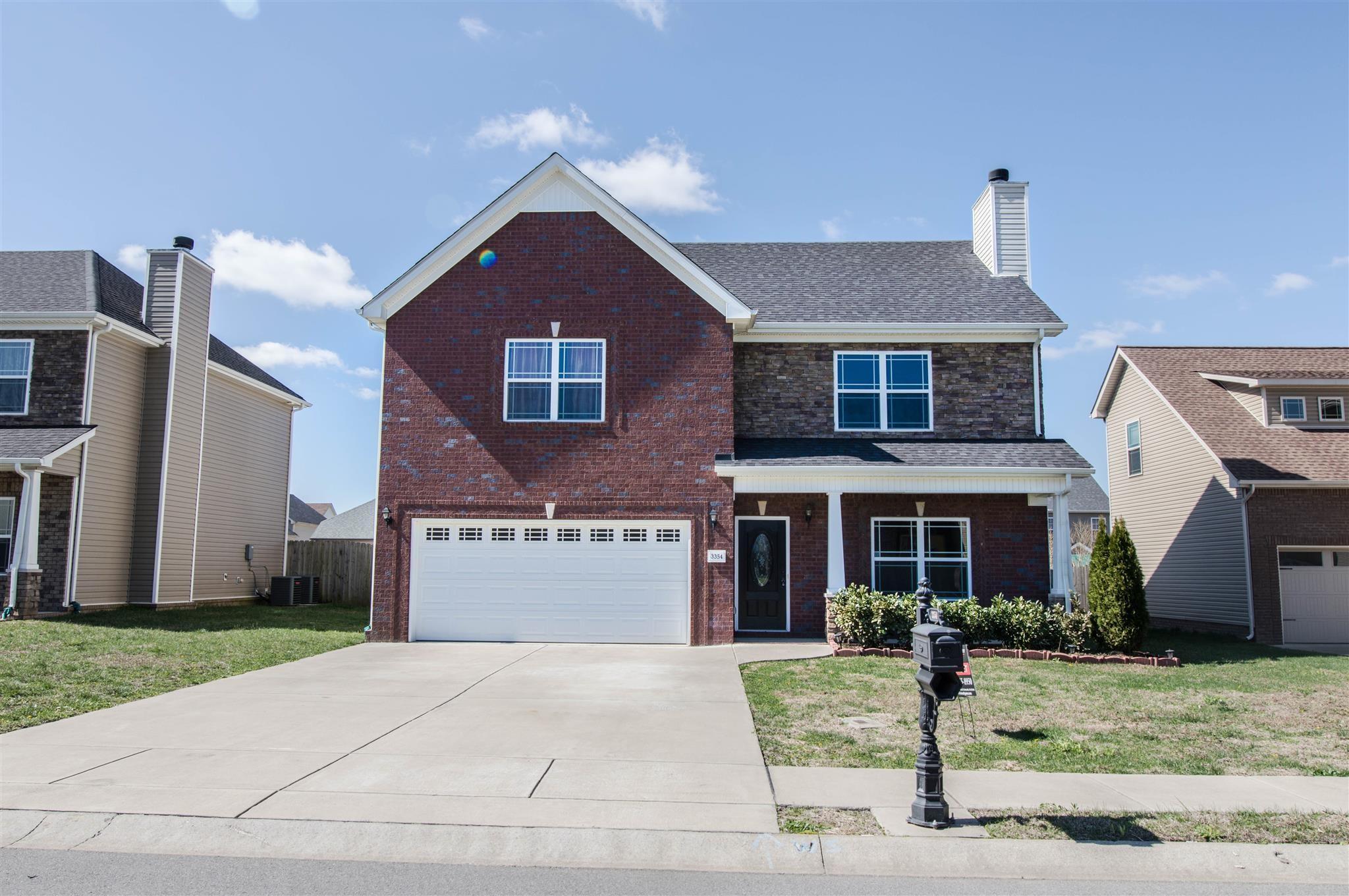 3354 Cotham Ln, Clarksville, TN 37042 - Clarksville, TN real estate listing