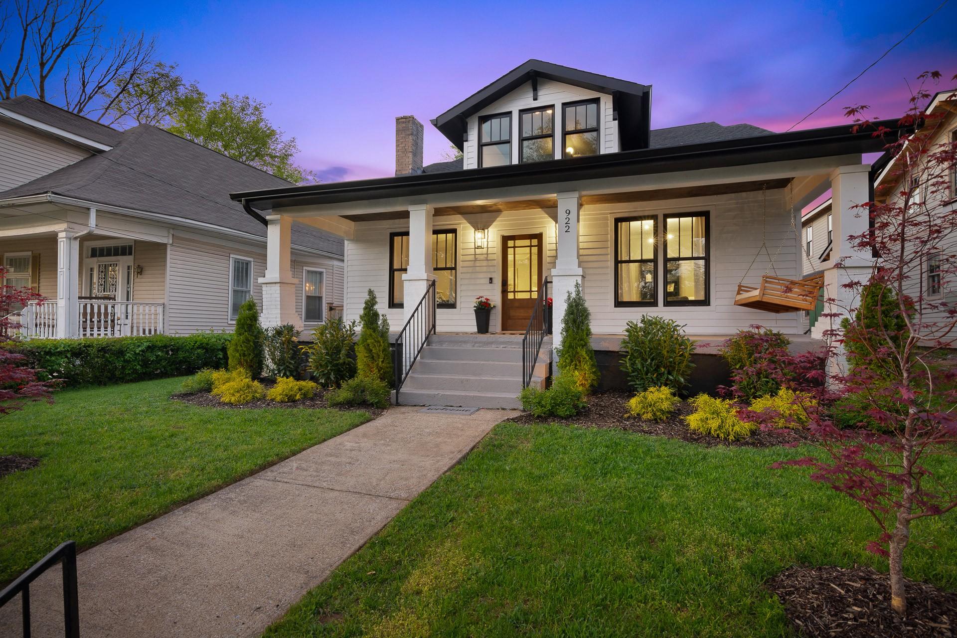 922 Lawrence Ave, Nashville, TN 37204 - Nashville, TN real estate listing