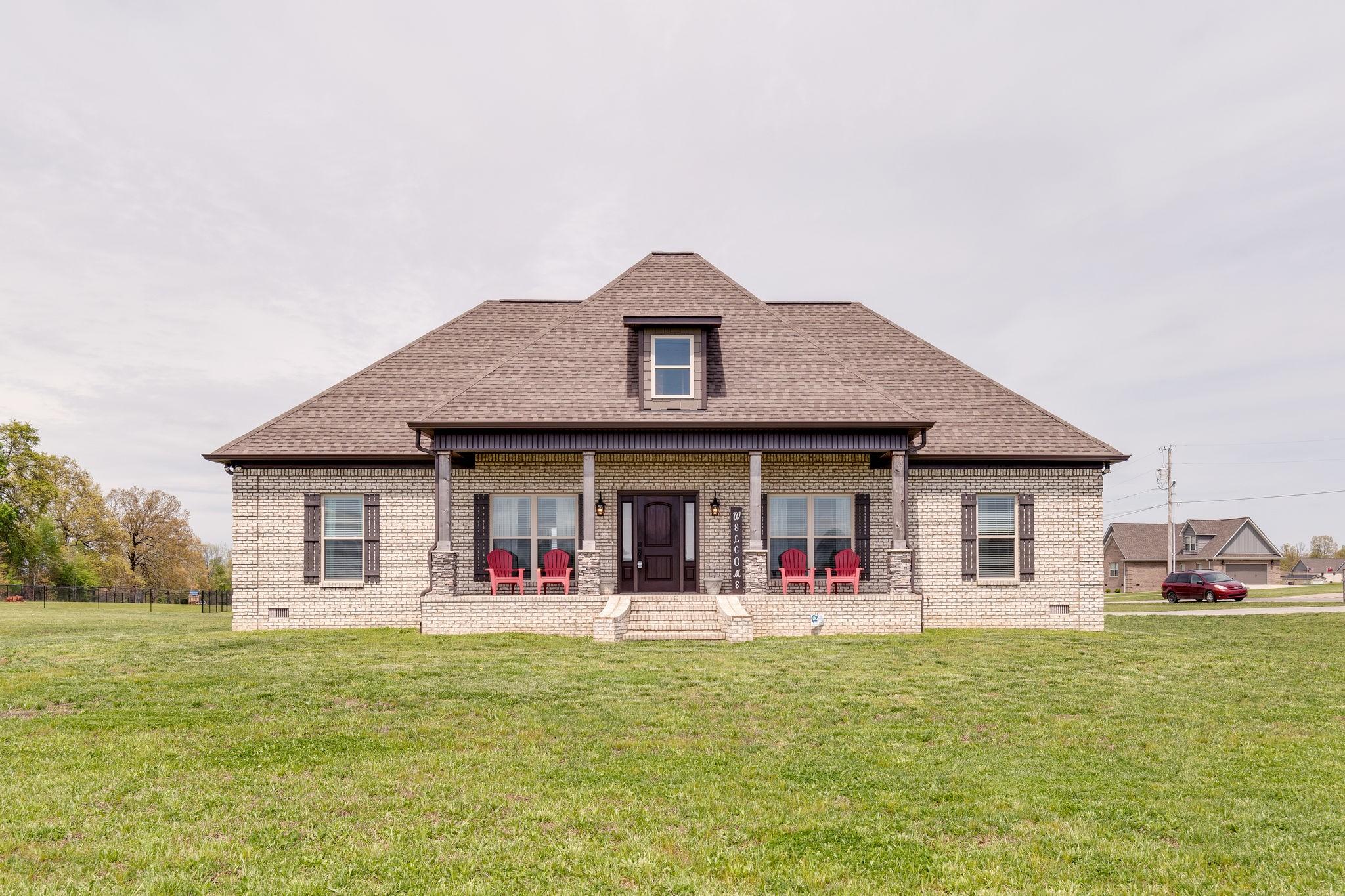 55 Presley Circle, Mount Pleasant, TN 38474 - Mount Pleasant, TN real estate listing