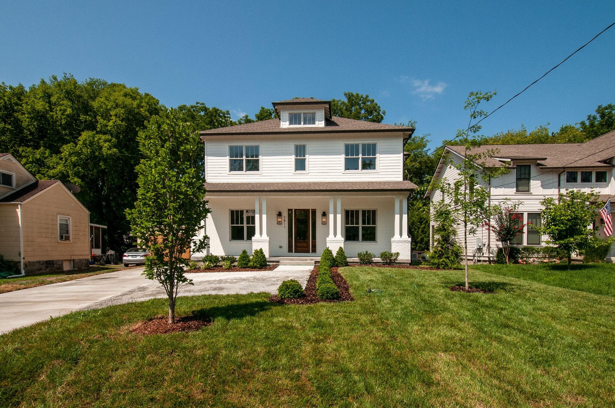 2811 Vaulx Ln Property Photo - Nashville, TN real estate listing