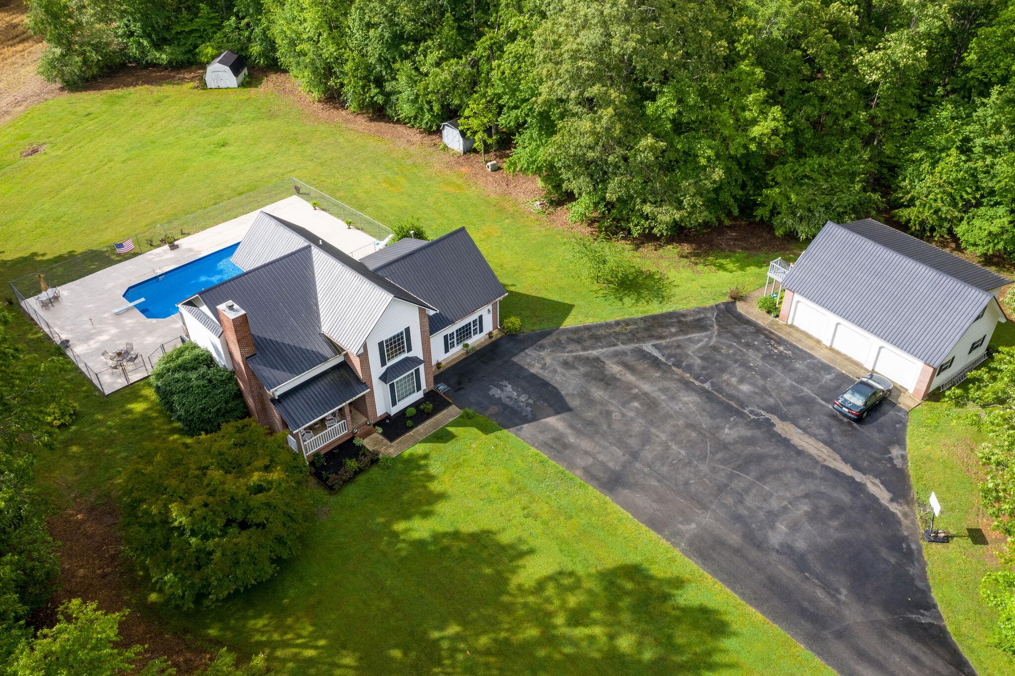 324 Bentridge Rd Property Photo - Manchester, TN real estate listing