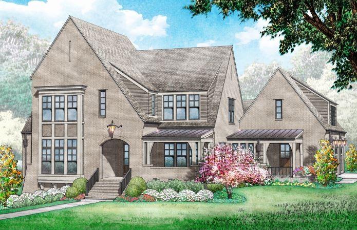 8630 Belladonna Dr (Lot 7043) Property Photo - College Grove, TN real estate listing