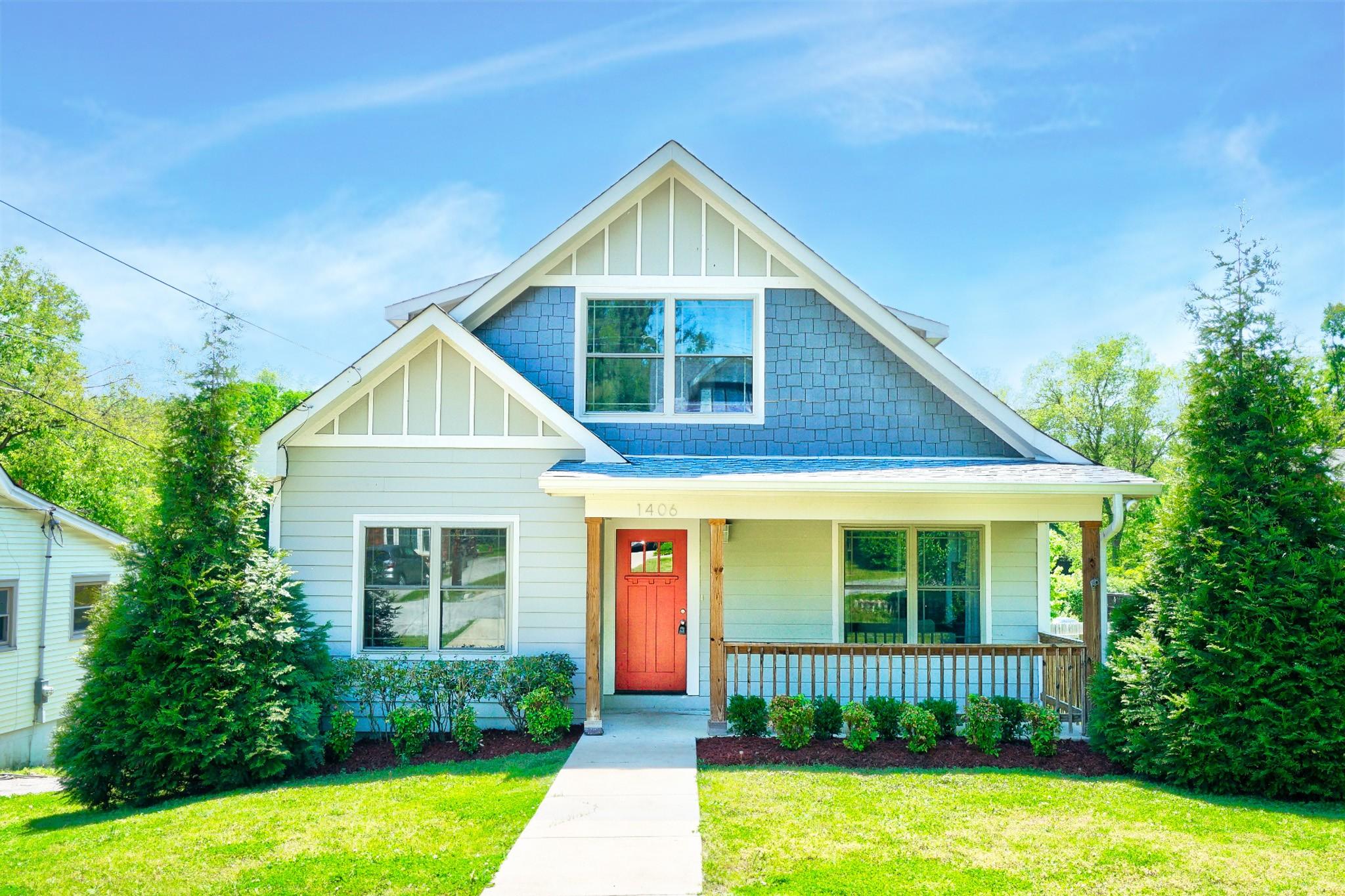 1406 Norvel Ave, Nashville, TN 37216 - Nashville, TN real estate listing