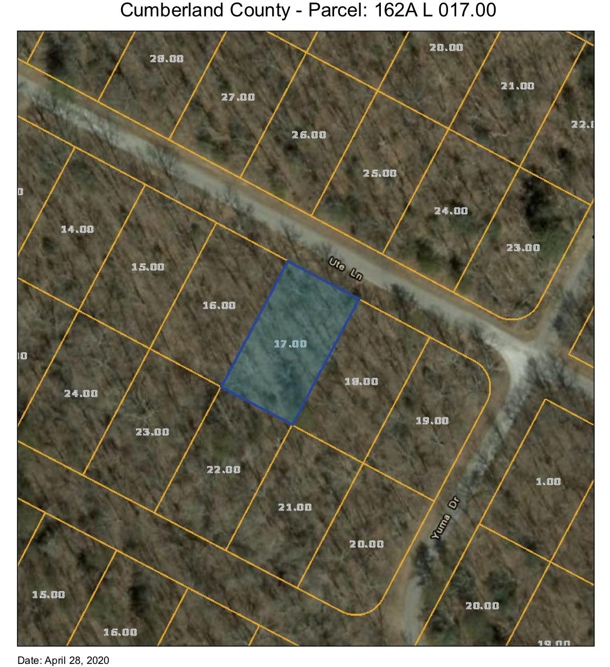 7036 Ute Ln Property Photo - Crossville, TN real estate listing