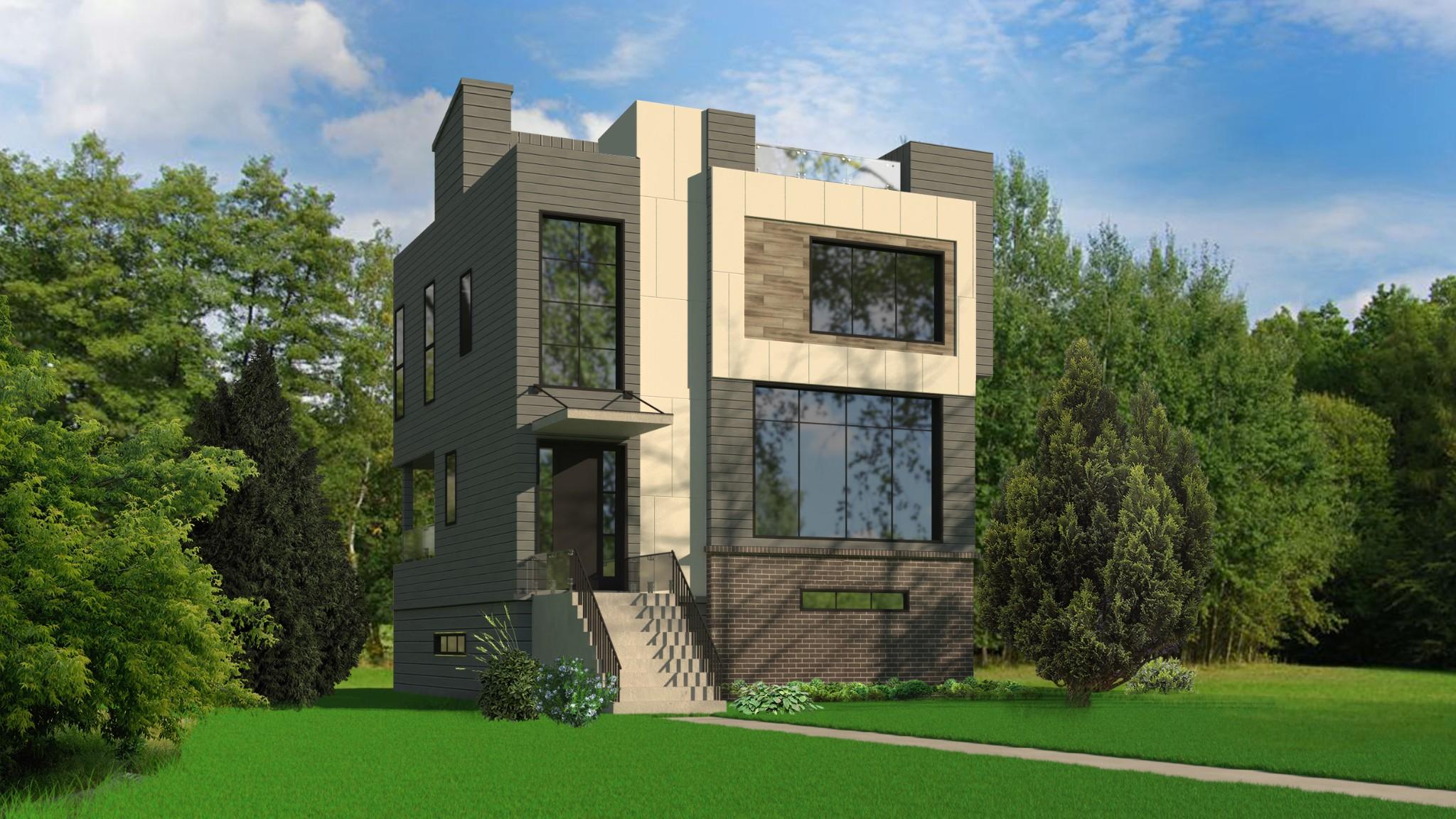 1405A Sigler St Property Photo - Nashville, TN real estate listing