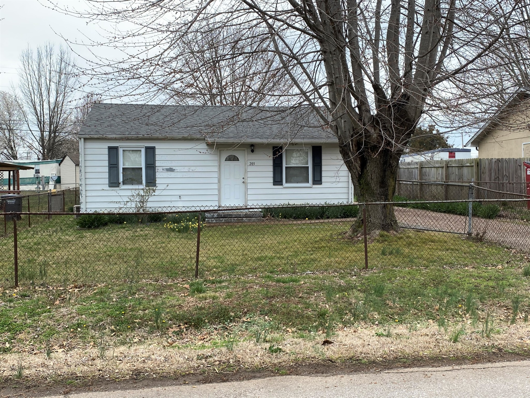 203 Burch Rd Property Photo - Clarksville, TN real estate listing