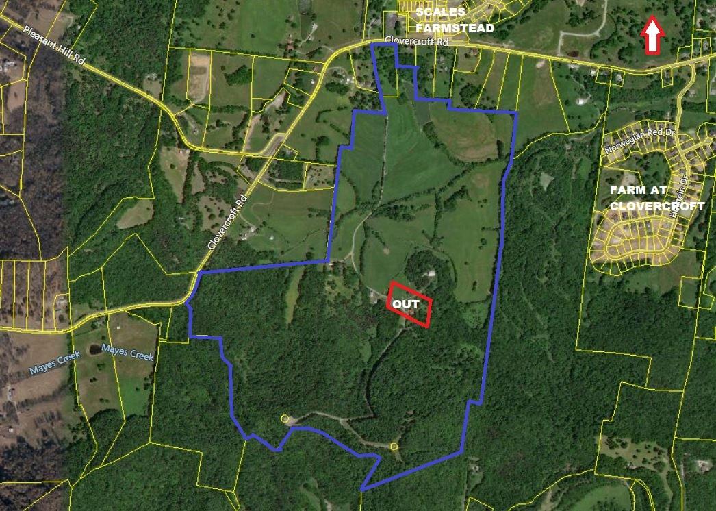 9621 Clovercroft Rd Property Photo - Nolensville, TN real estate listing