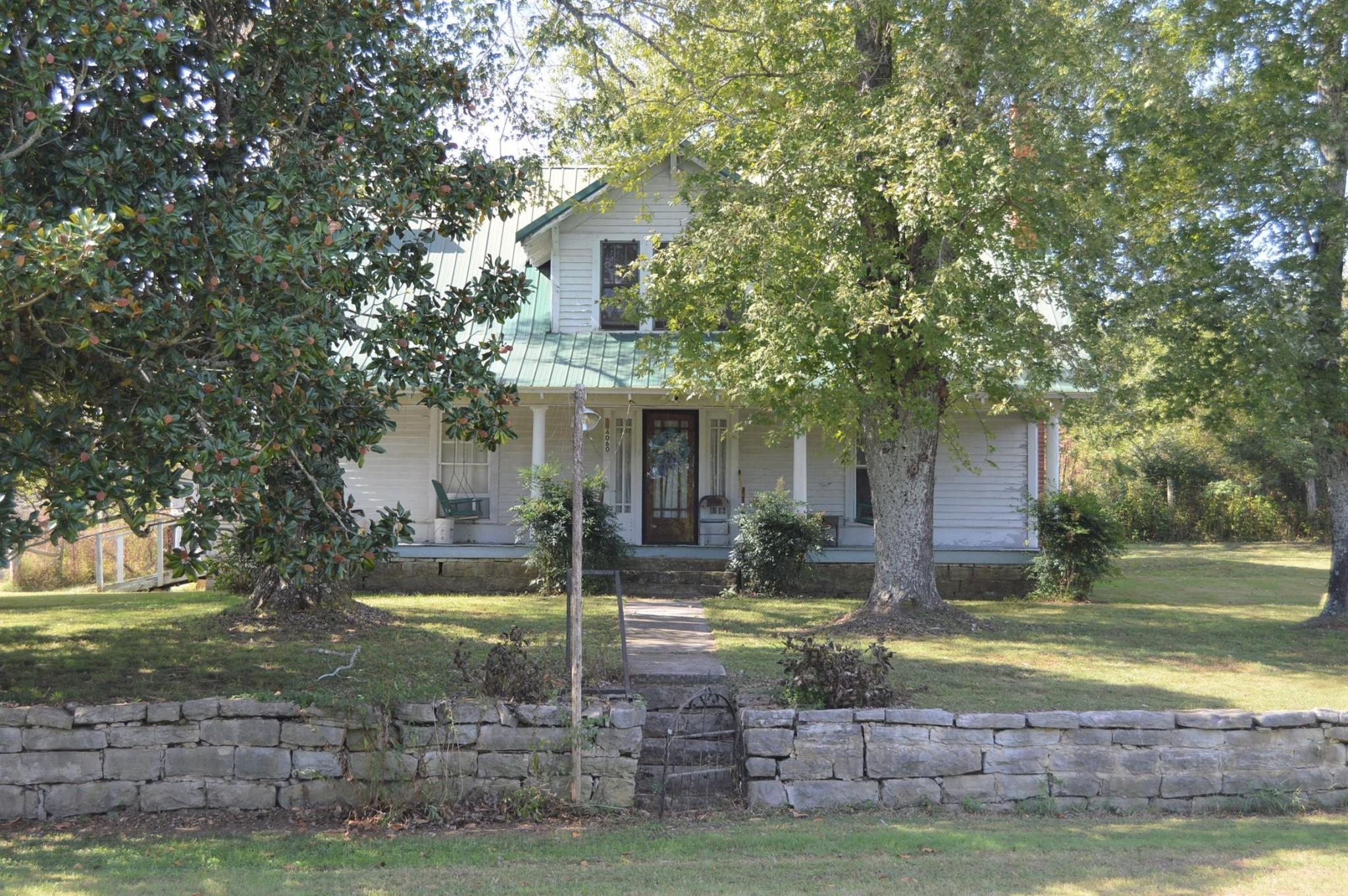 4060 John Barnes Rd Property Photo - Cornersville, TN real estate listing