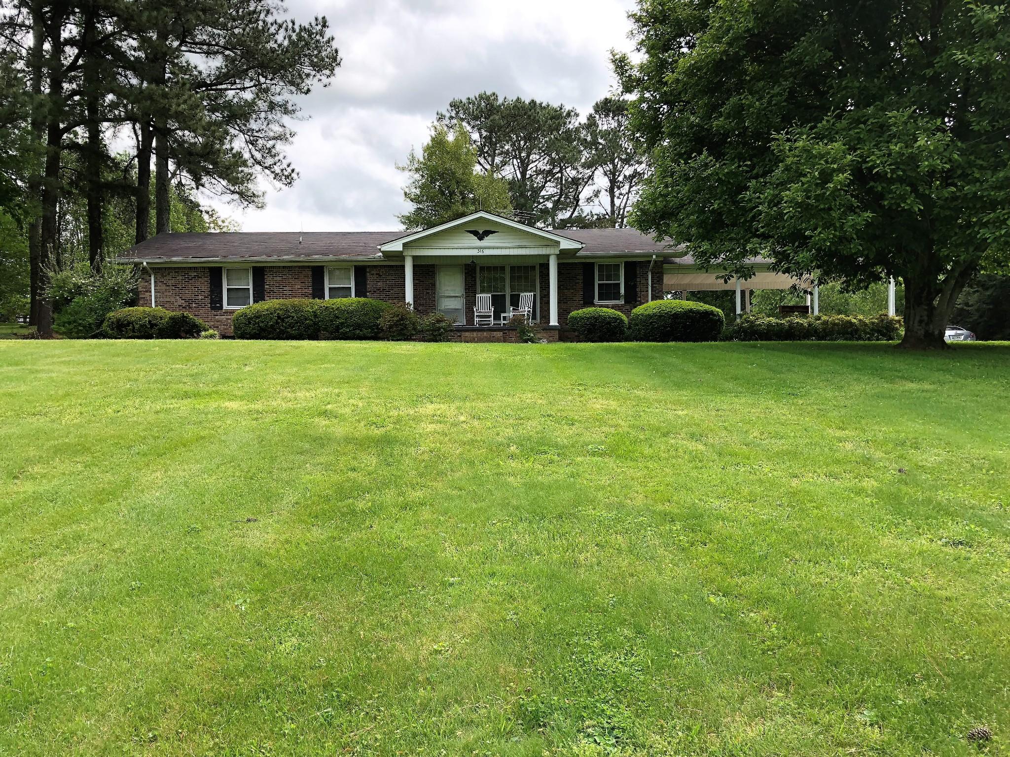 316 N Main St, Cornersville, TN 37047 - Cornersville, TN real estate listing