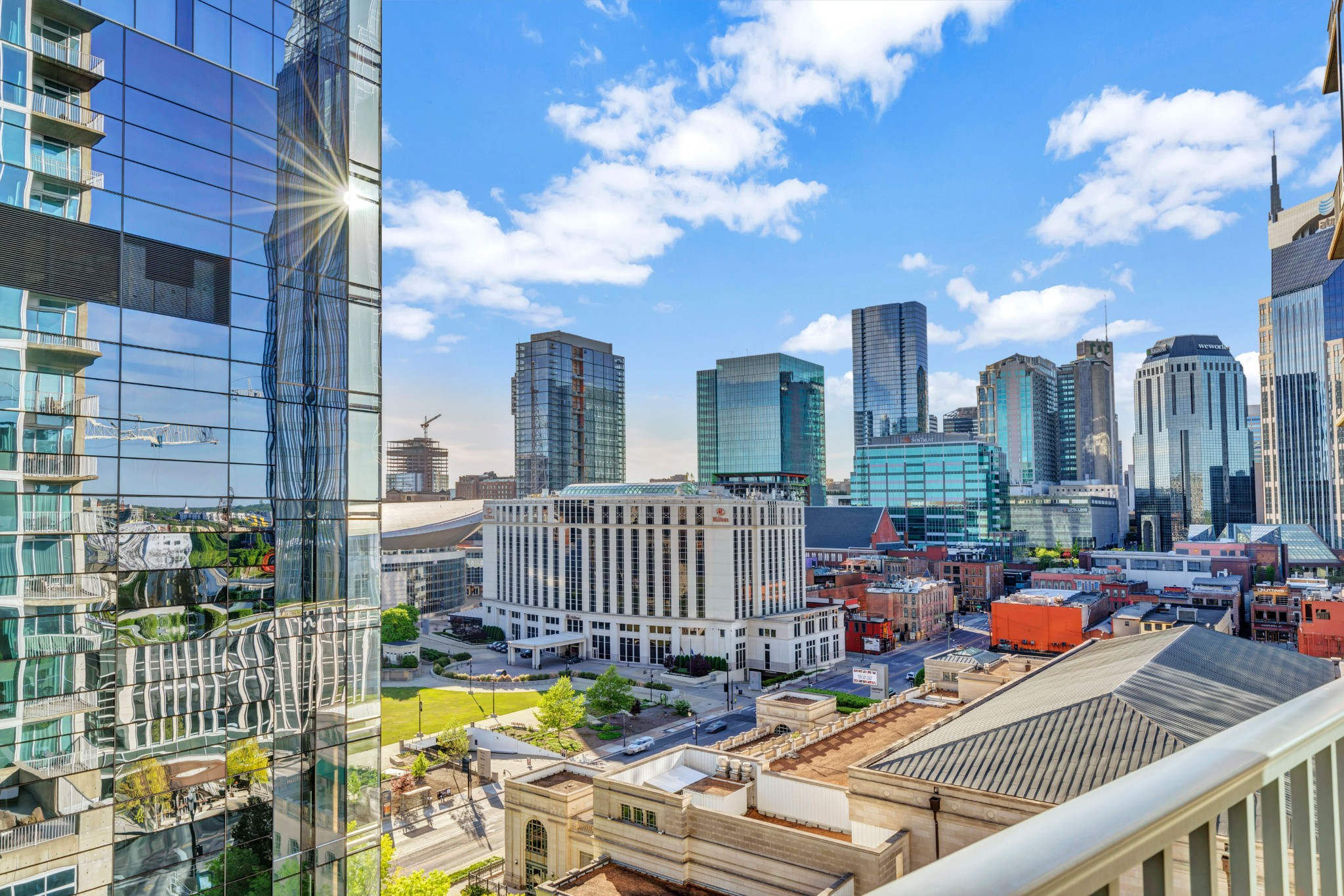 301 Demonbruen St. #1402, Nashville, TN 37201 - Nashville, TN real estate listing