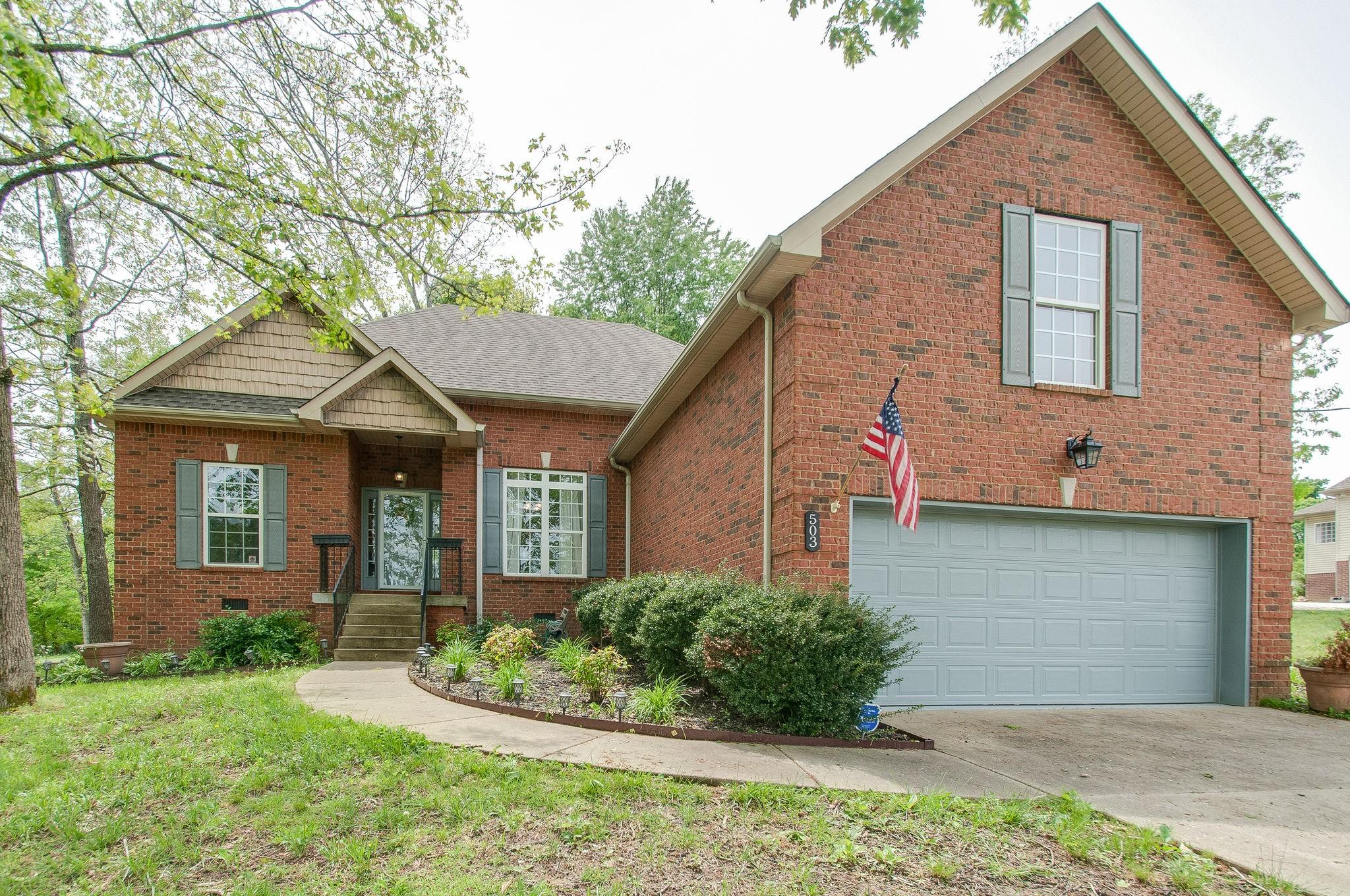 503 Red Fox Dr, Burns, TN 37029 - Burns, TN real estate listing