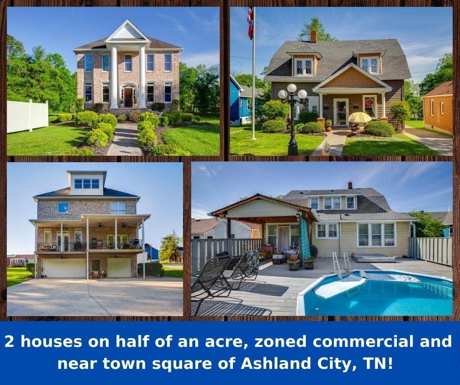 110 Frey St Property Photo - Ashland City, TN real estate listing