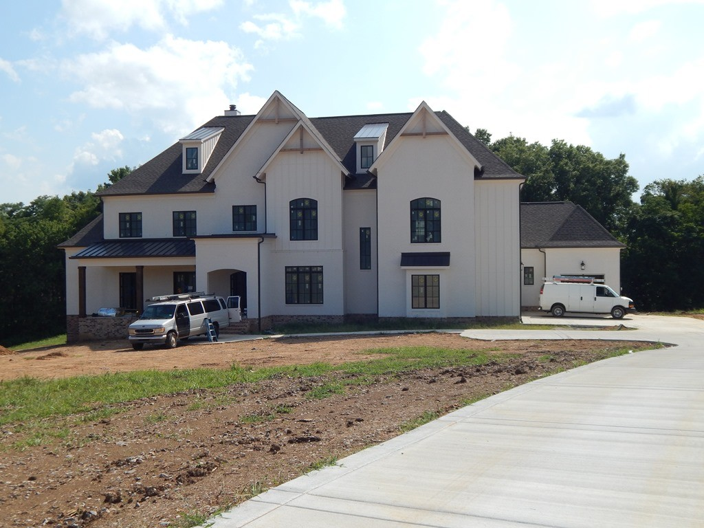 5026 Hilltop Ln, Lot 8 Property Photo - College Grove, TN real estate listing